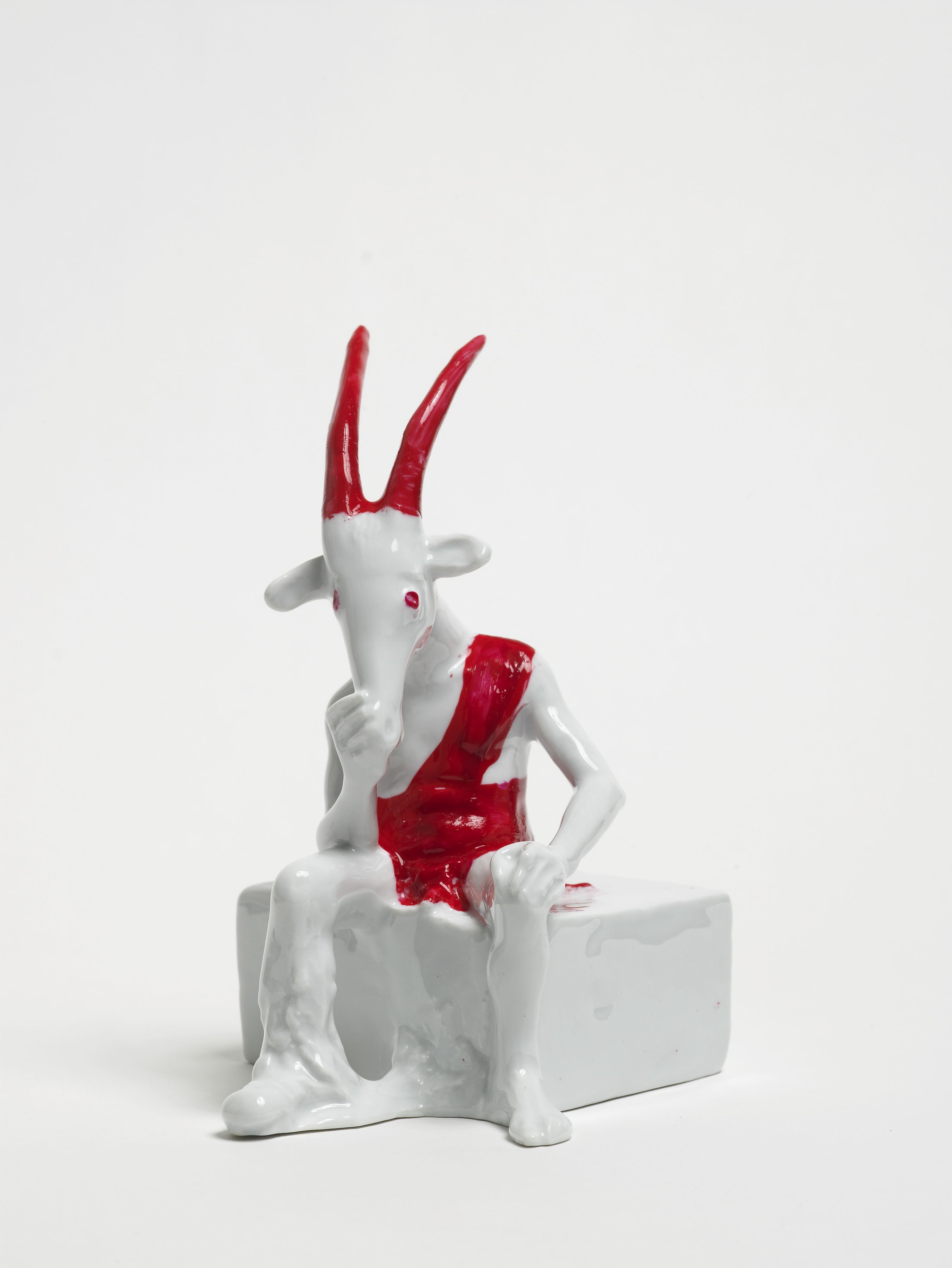 Paweł Althamer  Billy the Goat, 2018