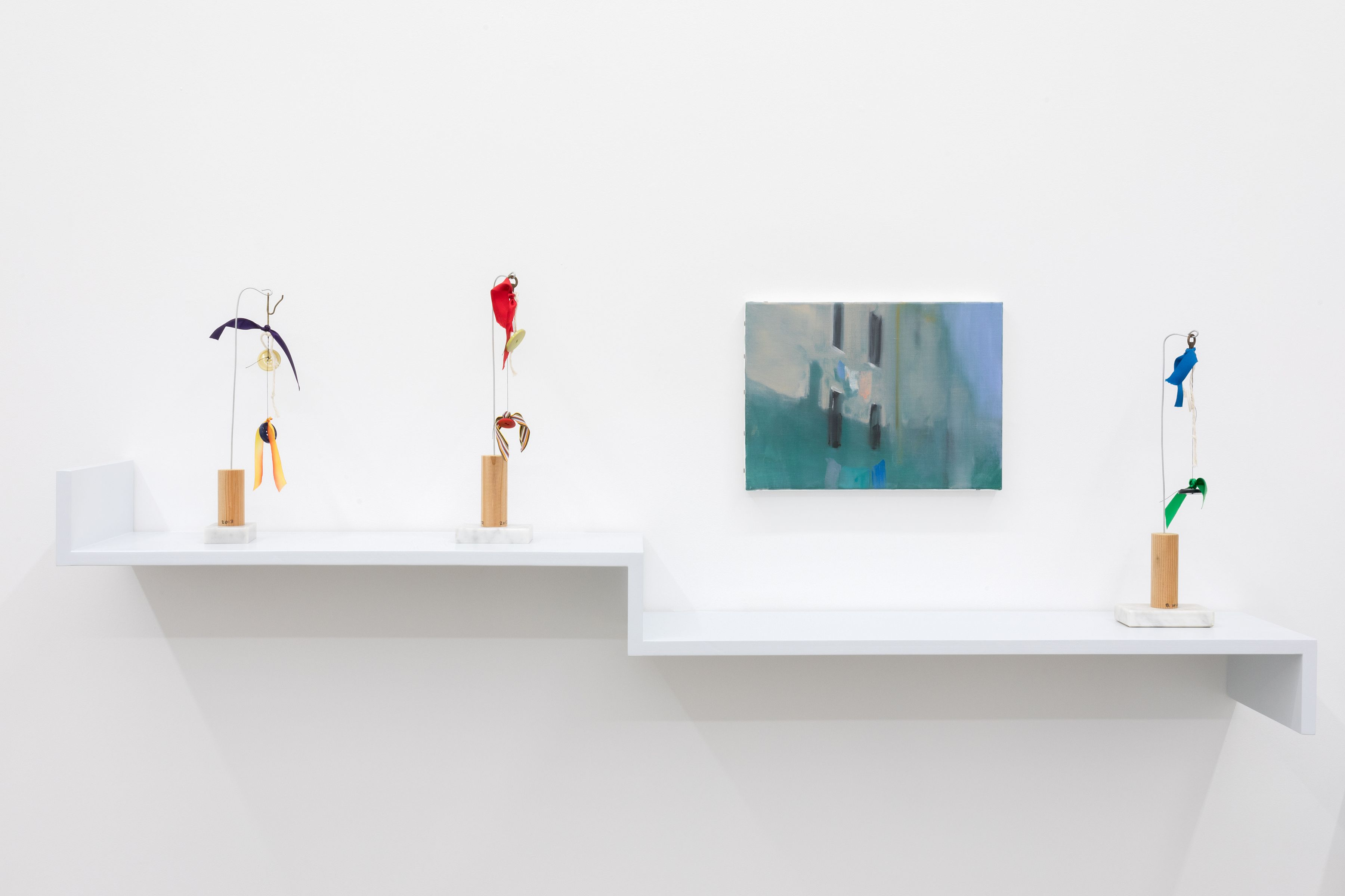 The thin gate clanged, Paul P. and B. Wurtz, Cooper Cole, Toronto, May 19 - June 23, 2018