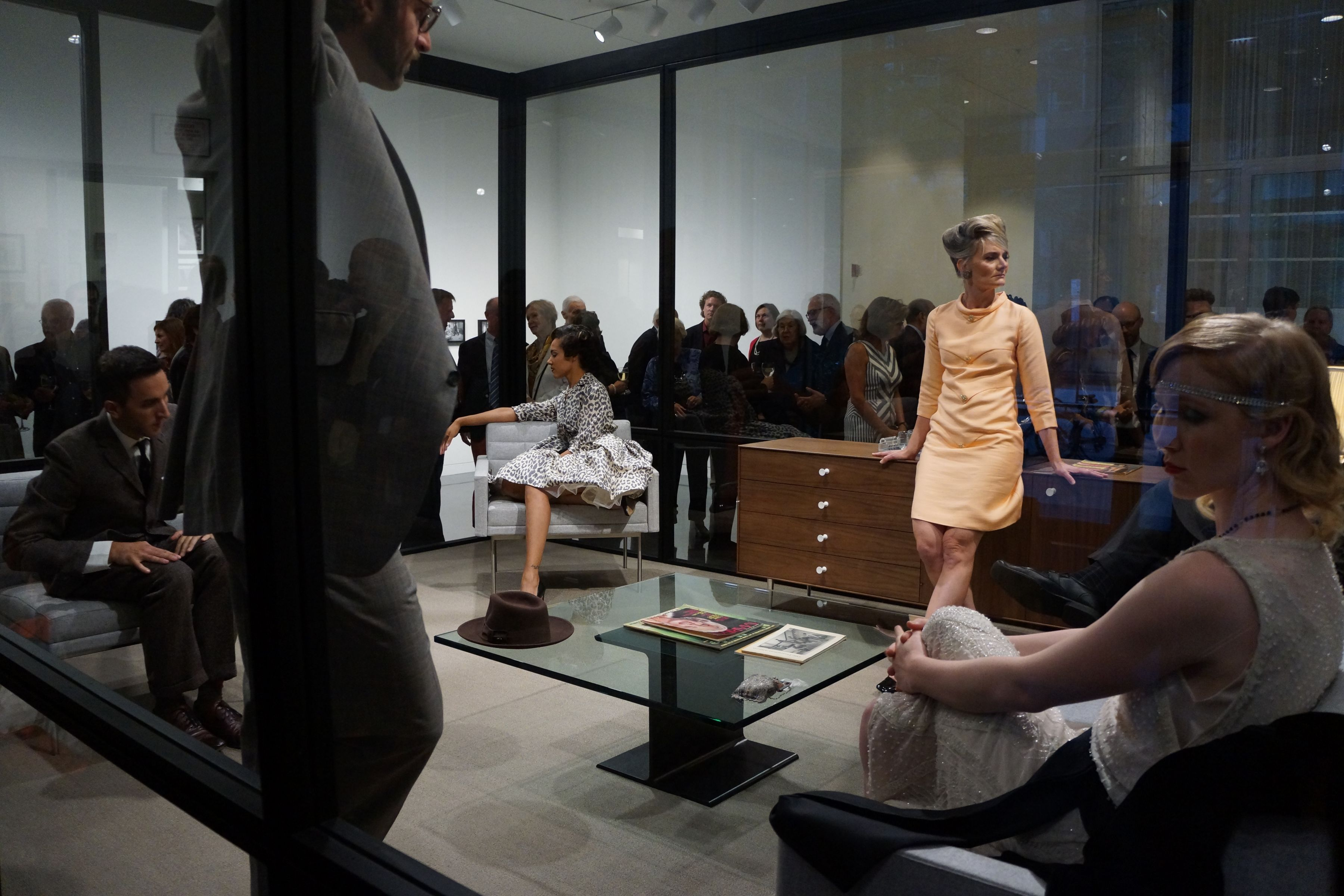 JOSIAH MCELHENY, The Club for Modern Fashions
