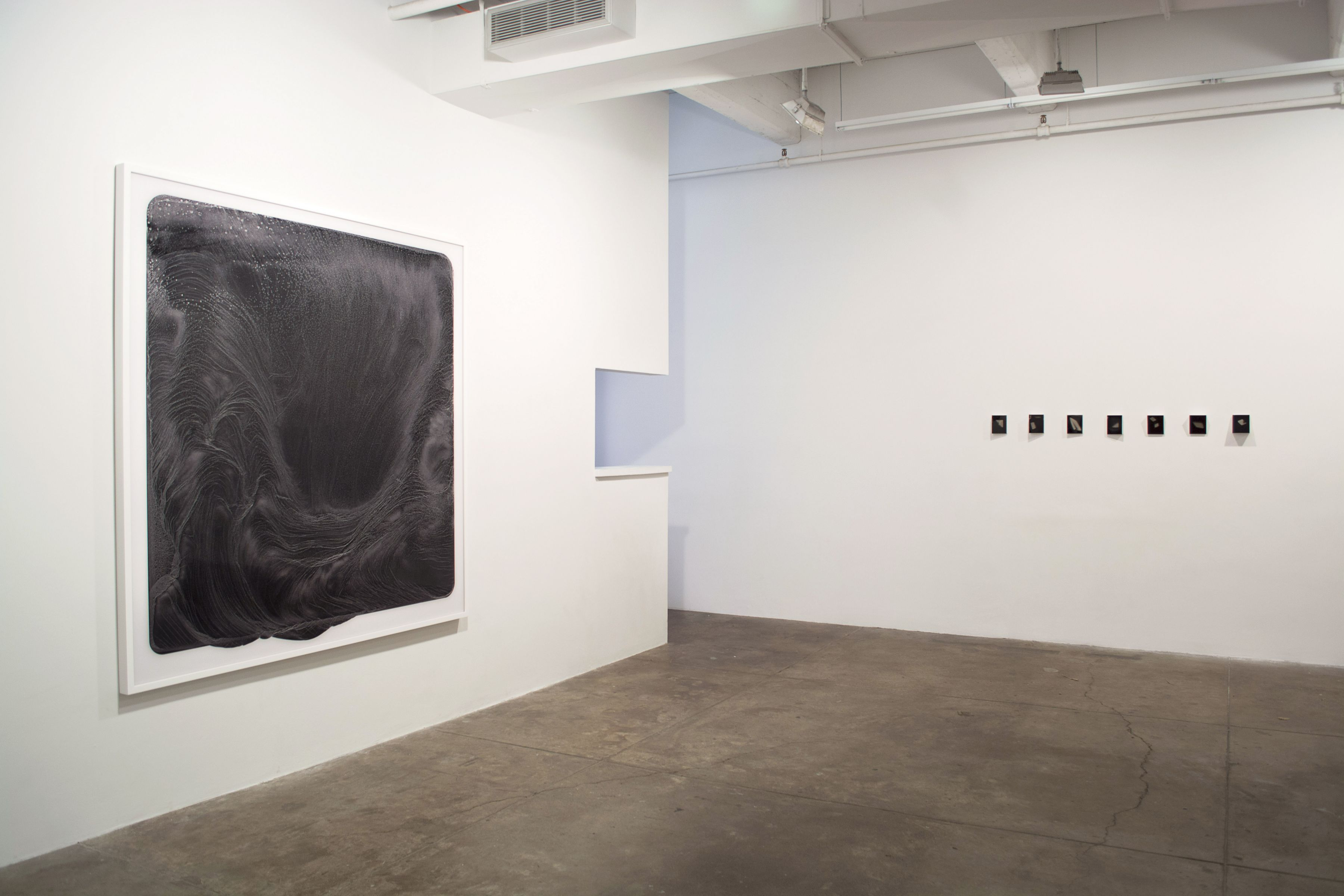 Brittany Nelson, Installation View, 2016