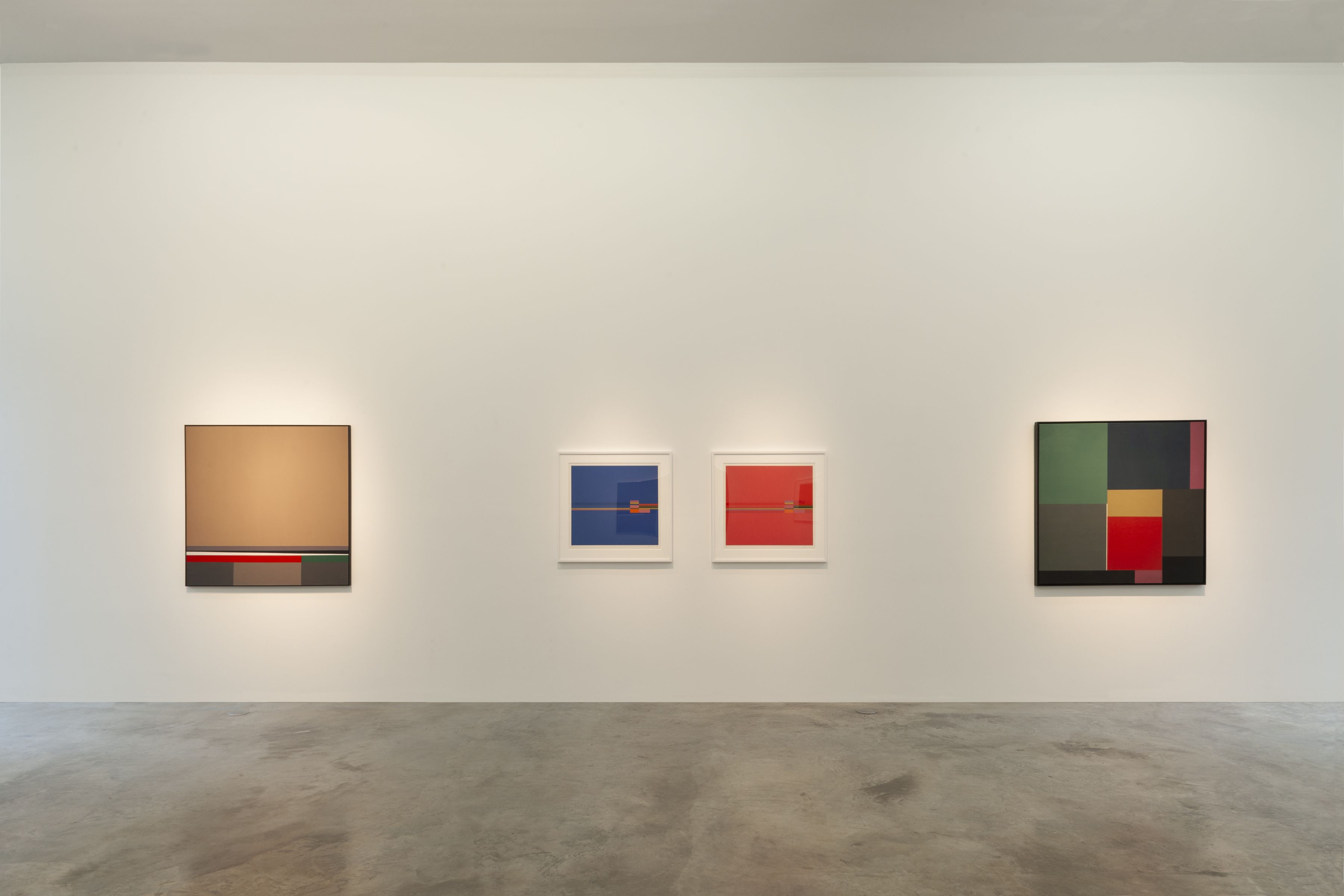 Mercedes Pardo,Beyond Color. Sicardi | Ayers | Bacino, 2018
