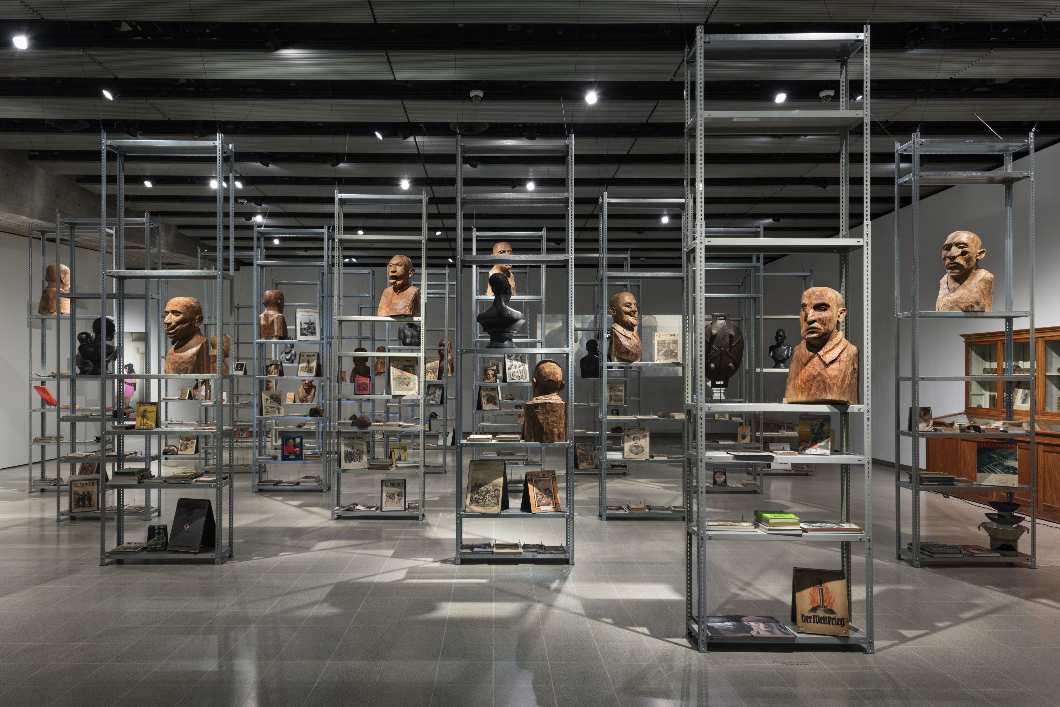 KADER ATTIA, The Museum of Emotion