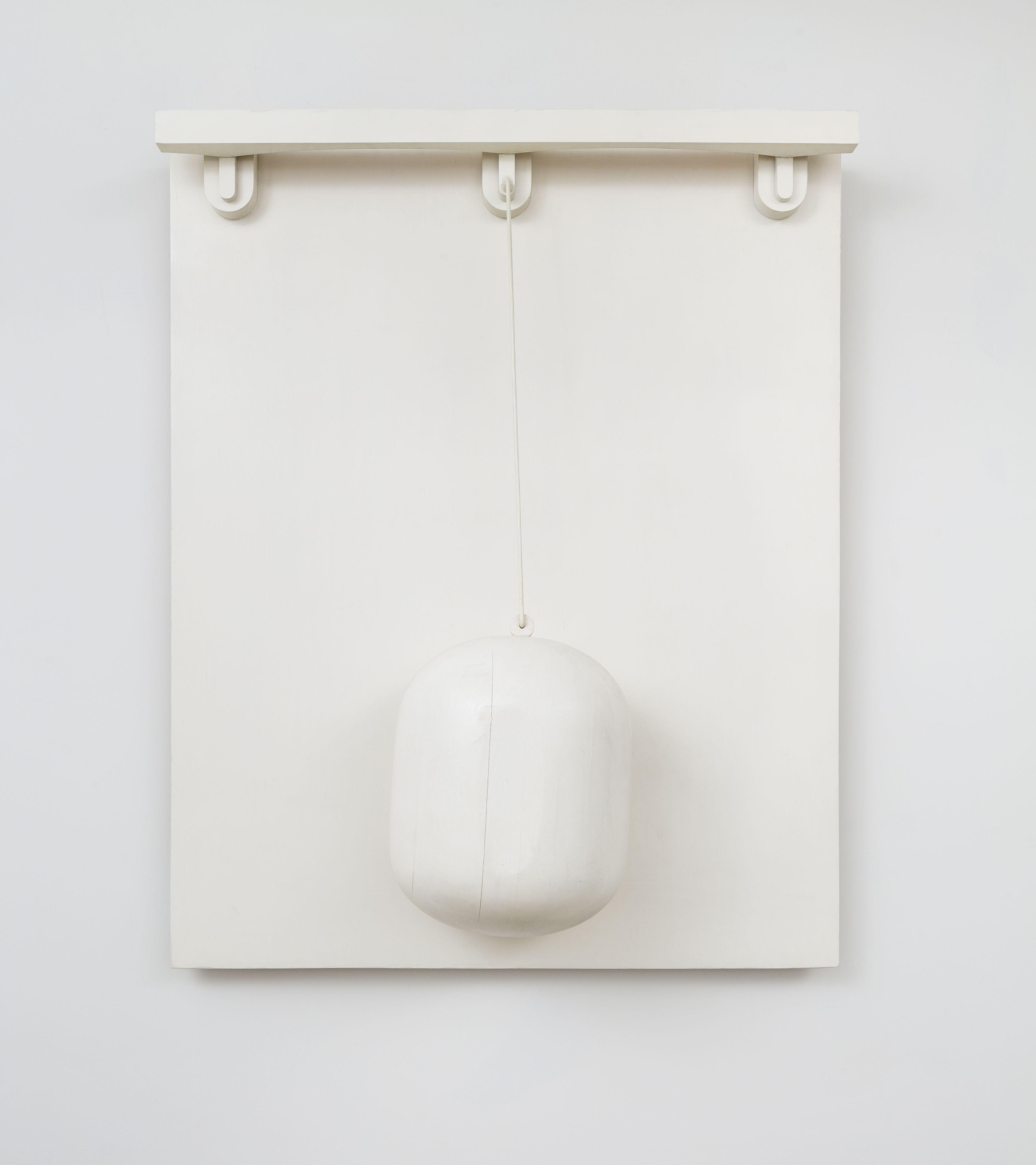 Claes Oldenburg, Model, Colossal Monument: Thames Ball