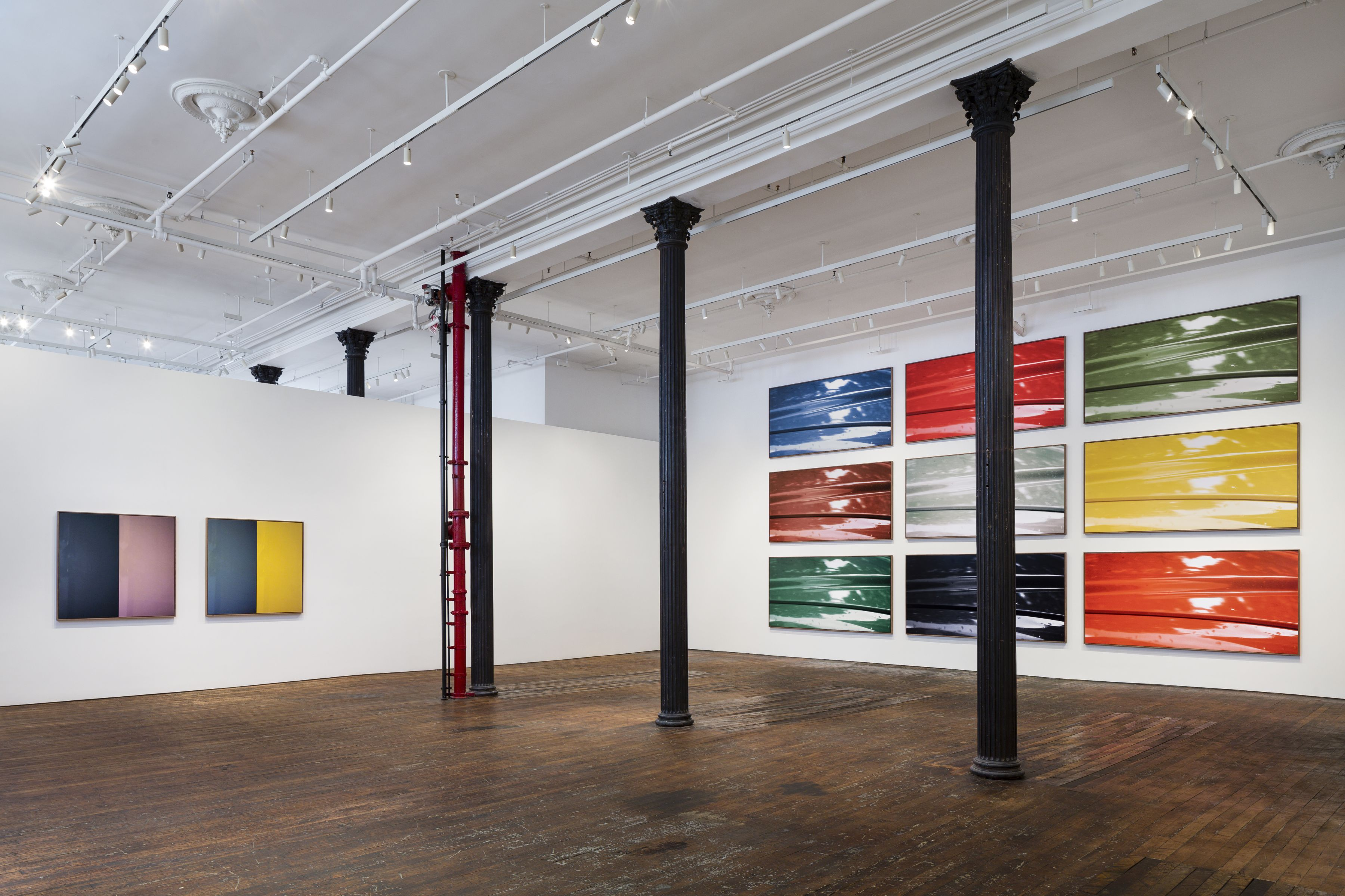 Jan Dibbets: Representations of Reality– installation view 7