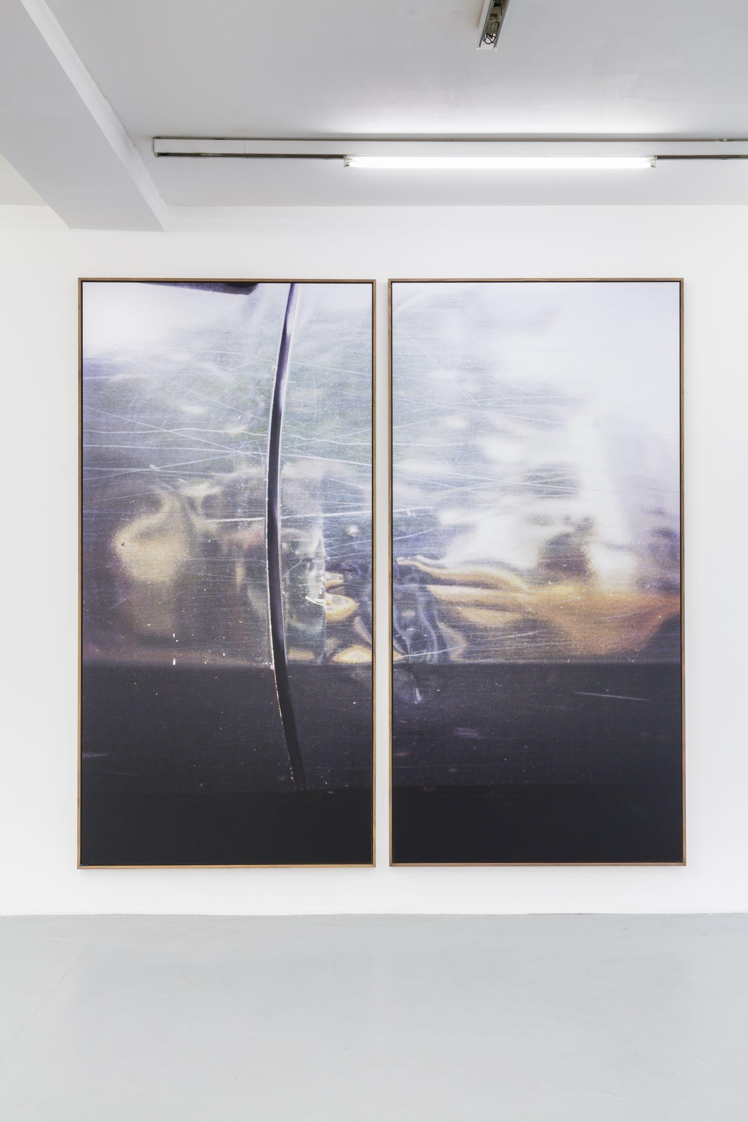 Jan Dibbets: New Colorstudies 1976/2012 – installation view 4