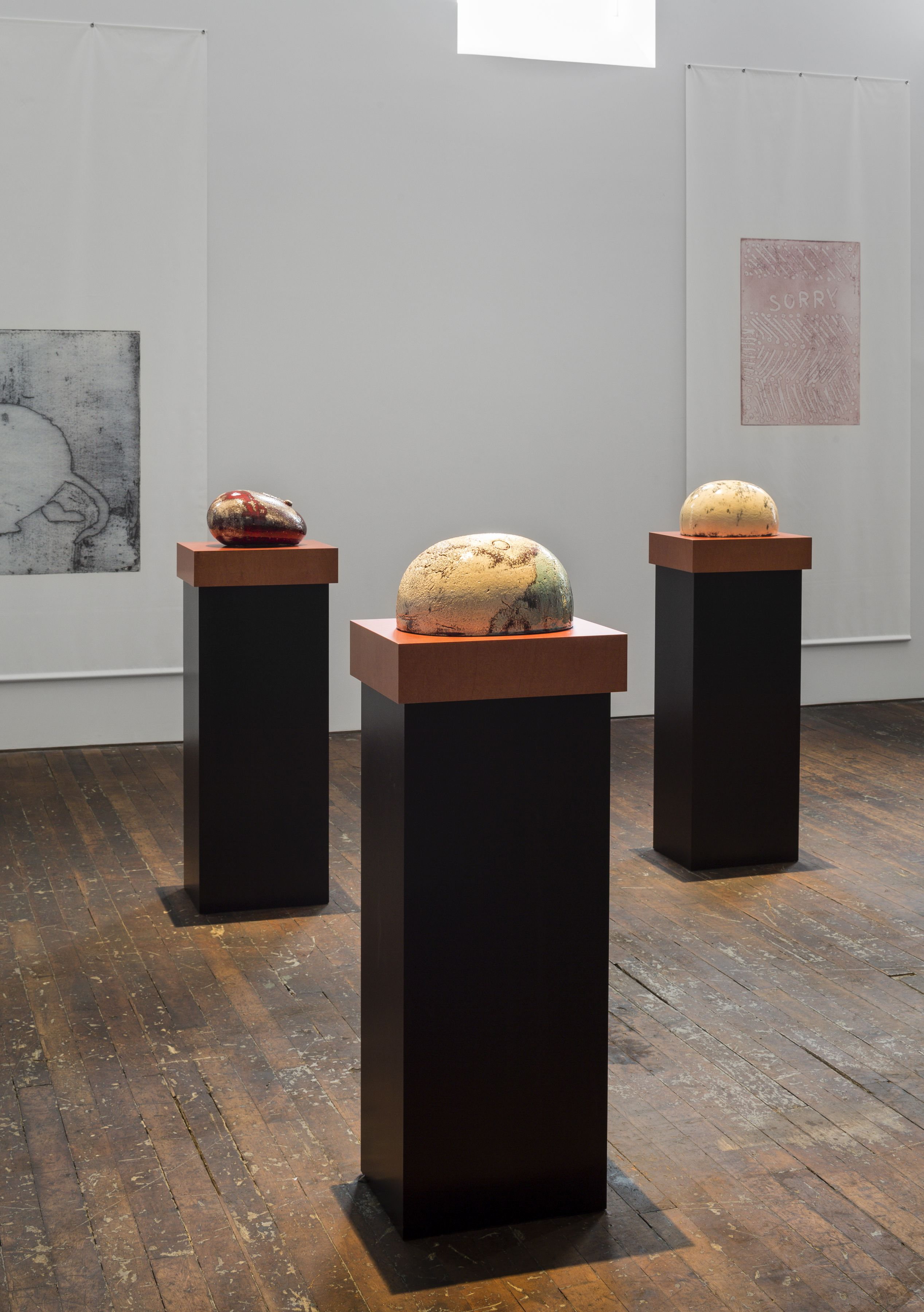 Thomas Schütte – installation view 21