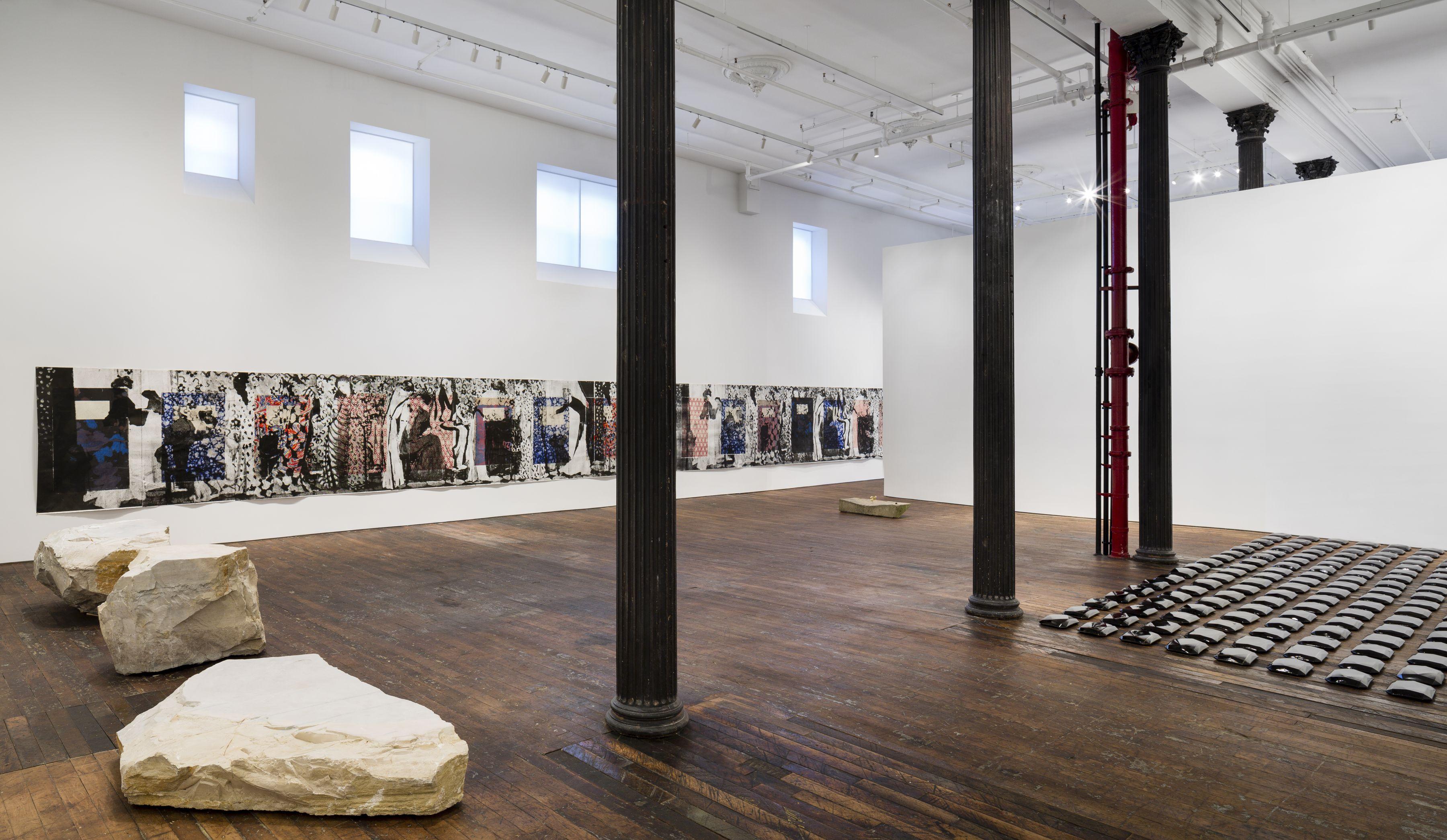 Lucy Skaer: Random House– installation view 7
