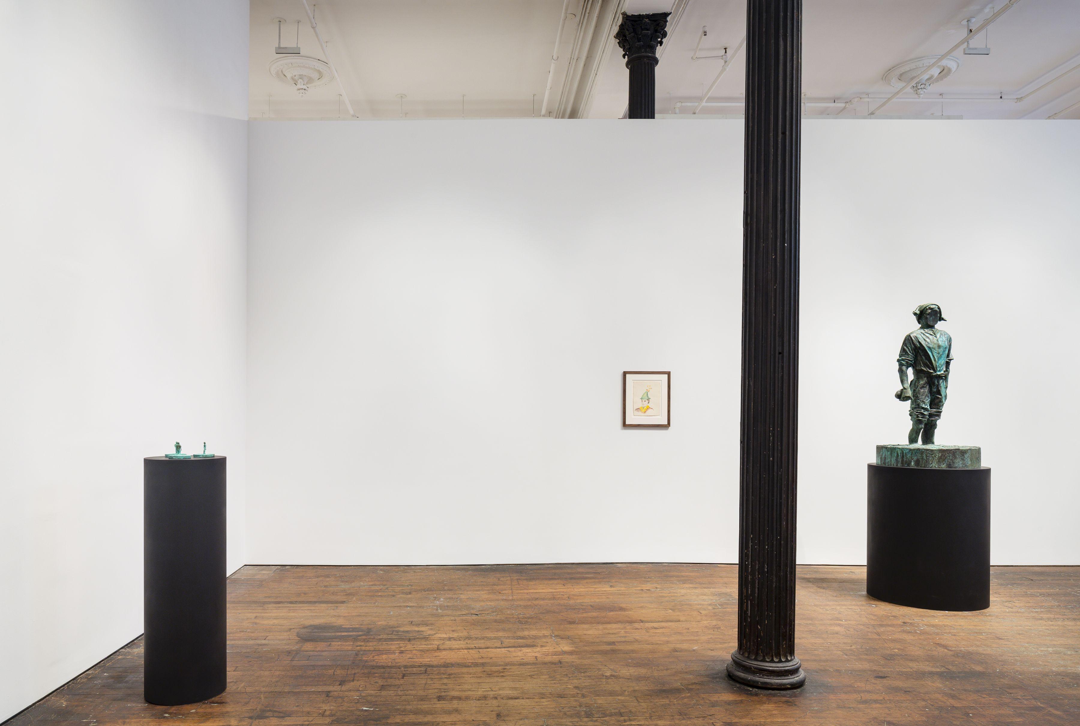 Thomas Schütte:New Work– installation view 6