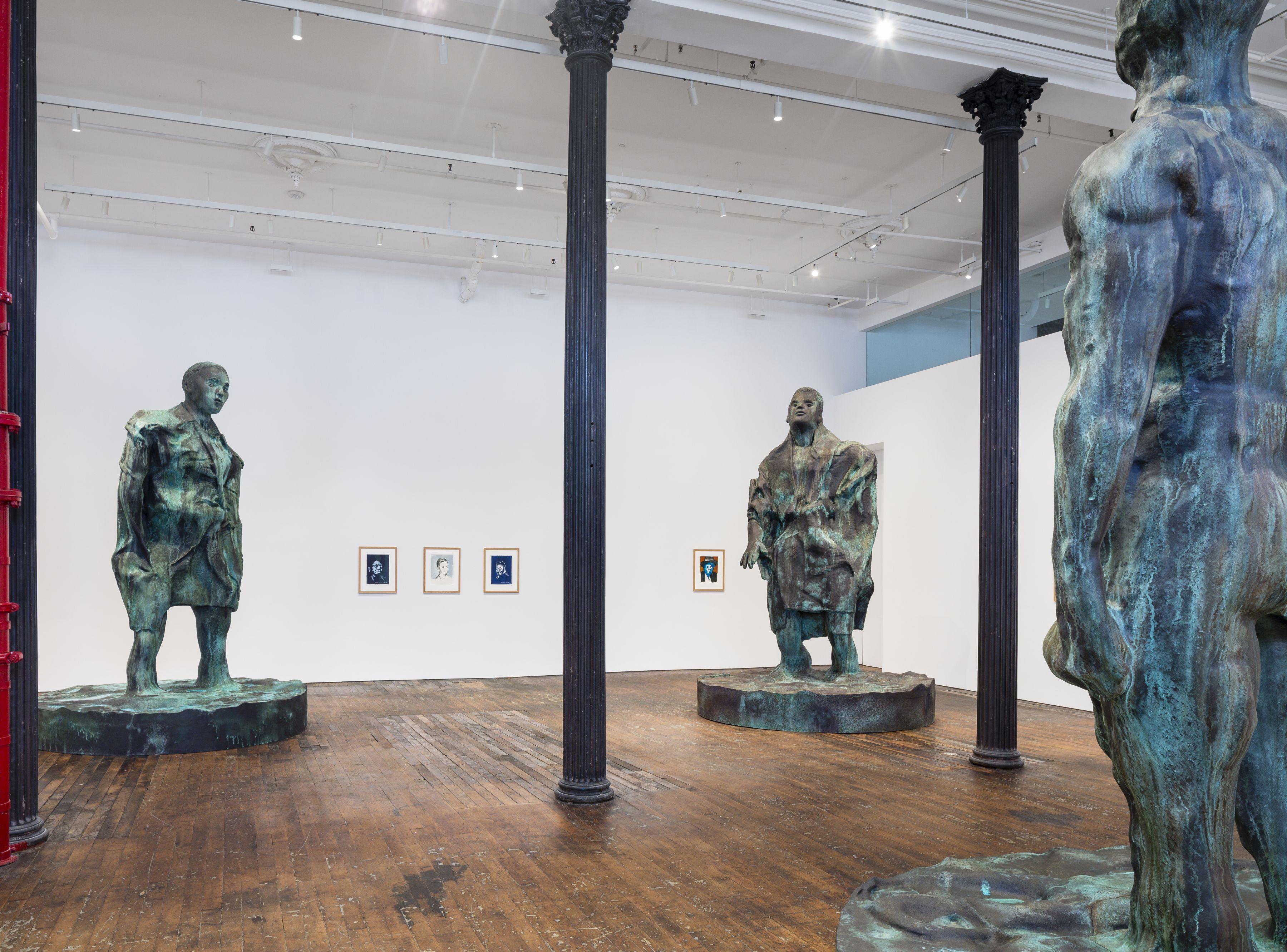 Thomas Schütte:New Work– installation view 10