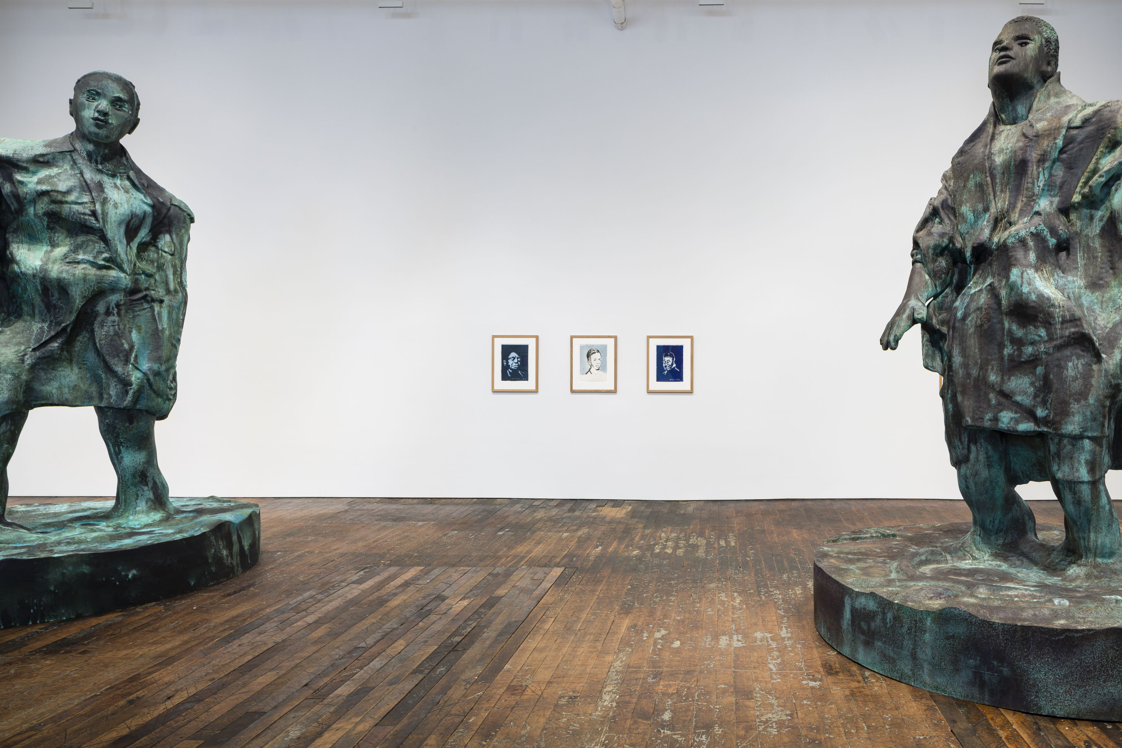 Thomas Schütte:New Work –installation view 17