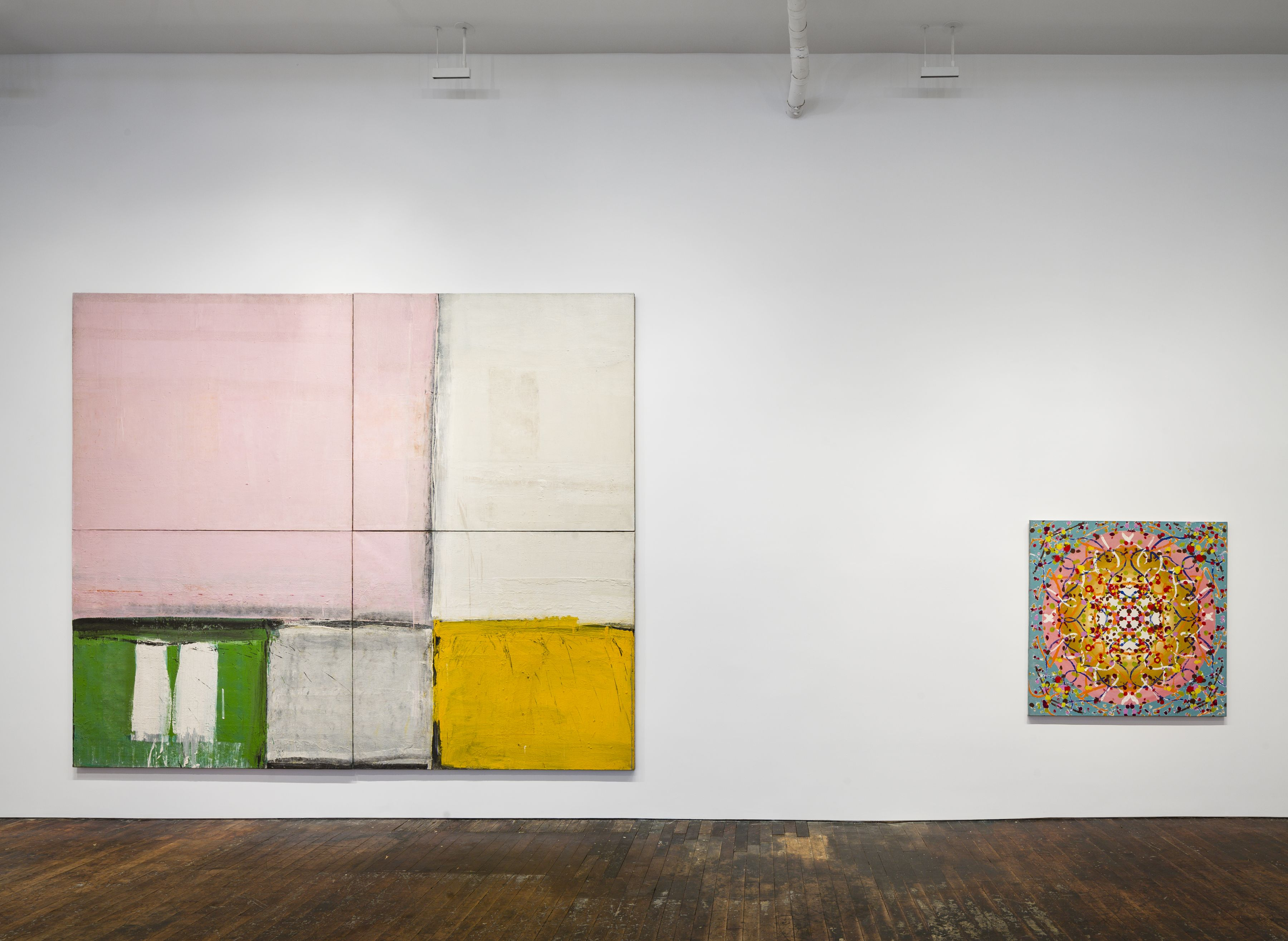 Deadeye Dick: Richard Bellamy and His Circle– installation view 15