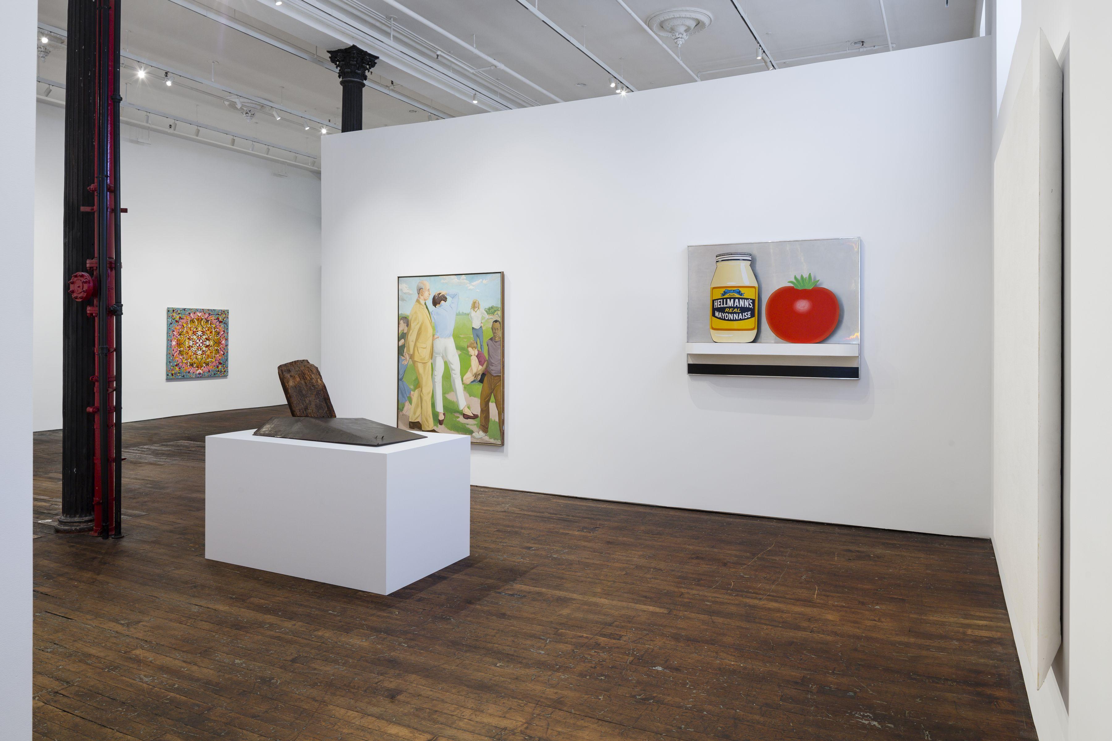 Deadeye Dick: Richard Bellamy and His Circle– installation view 9