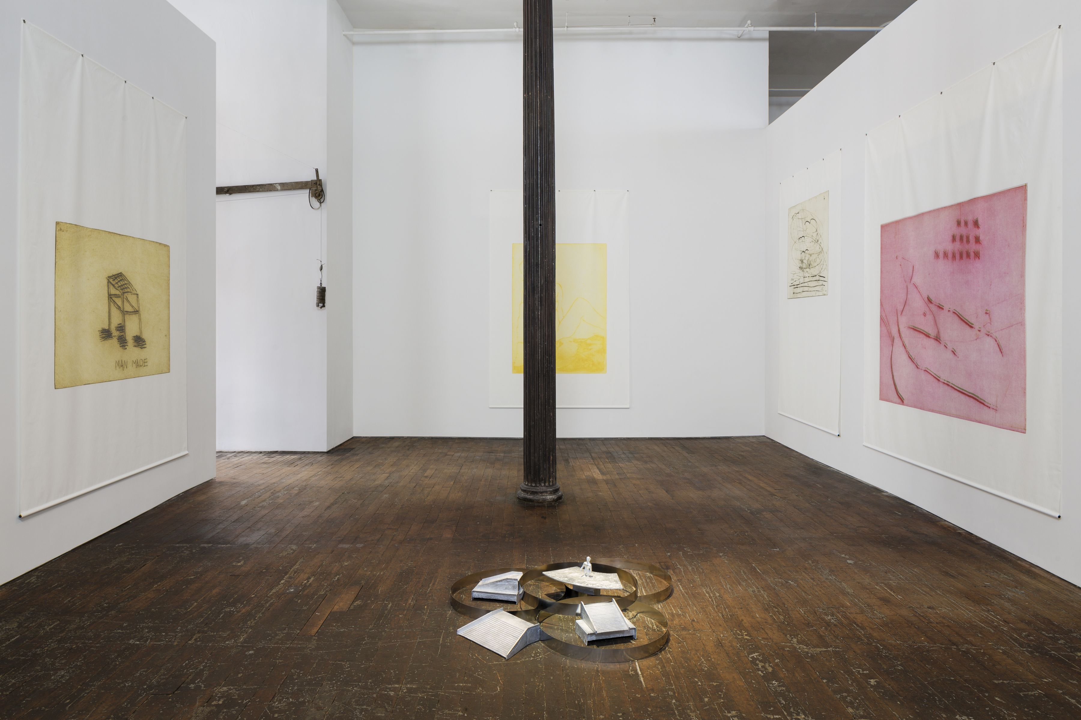Thomas Schütte – installation view 4
