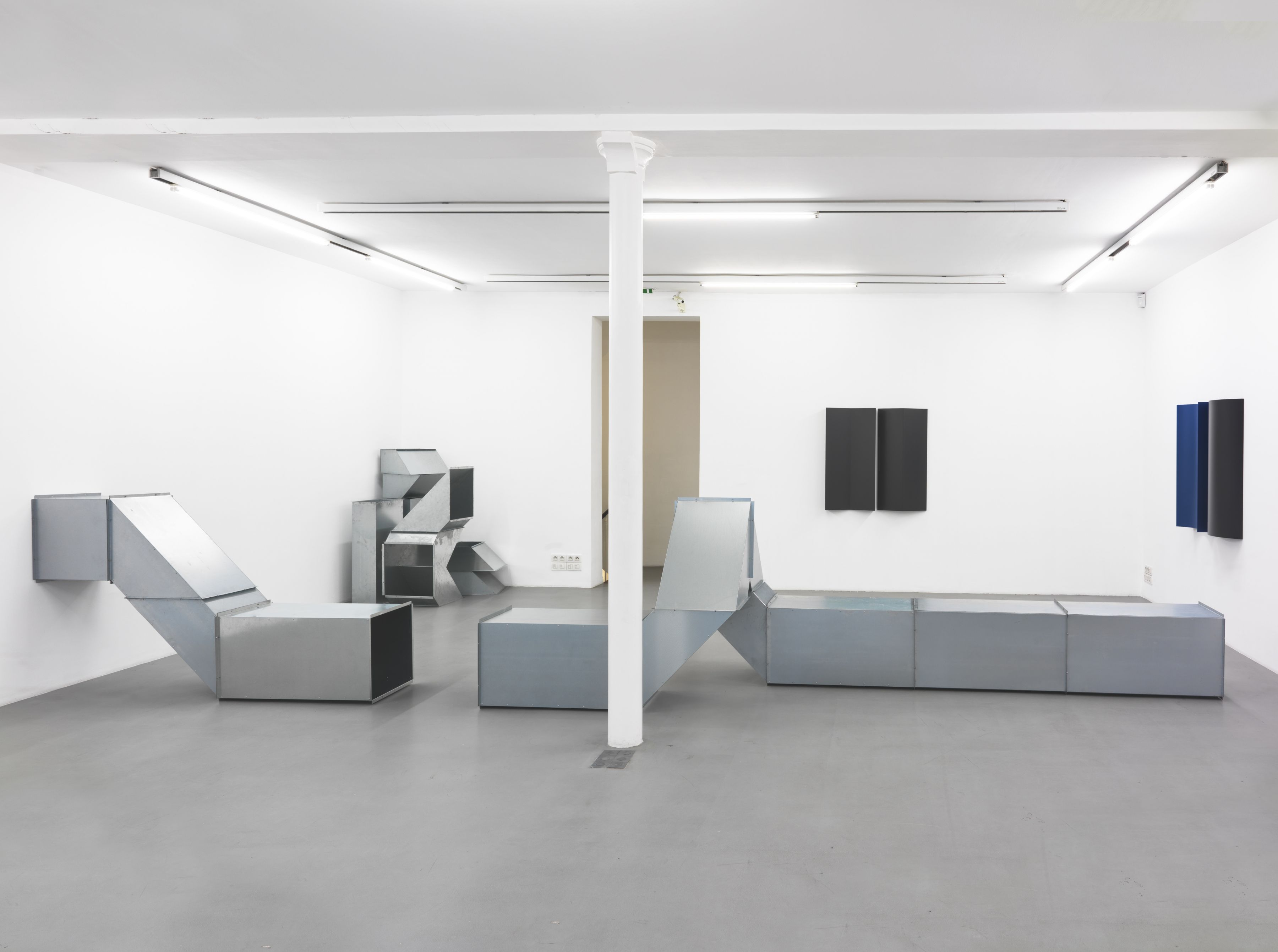Charlotte Posenenske: Le même, autrement - The same, but different – installation view 6