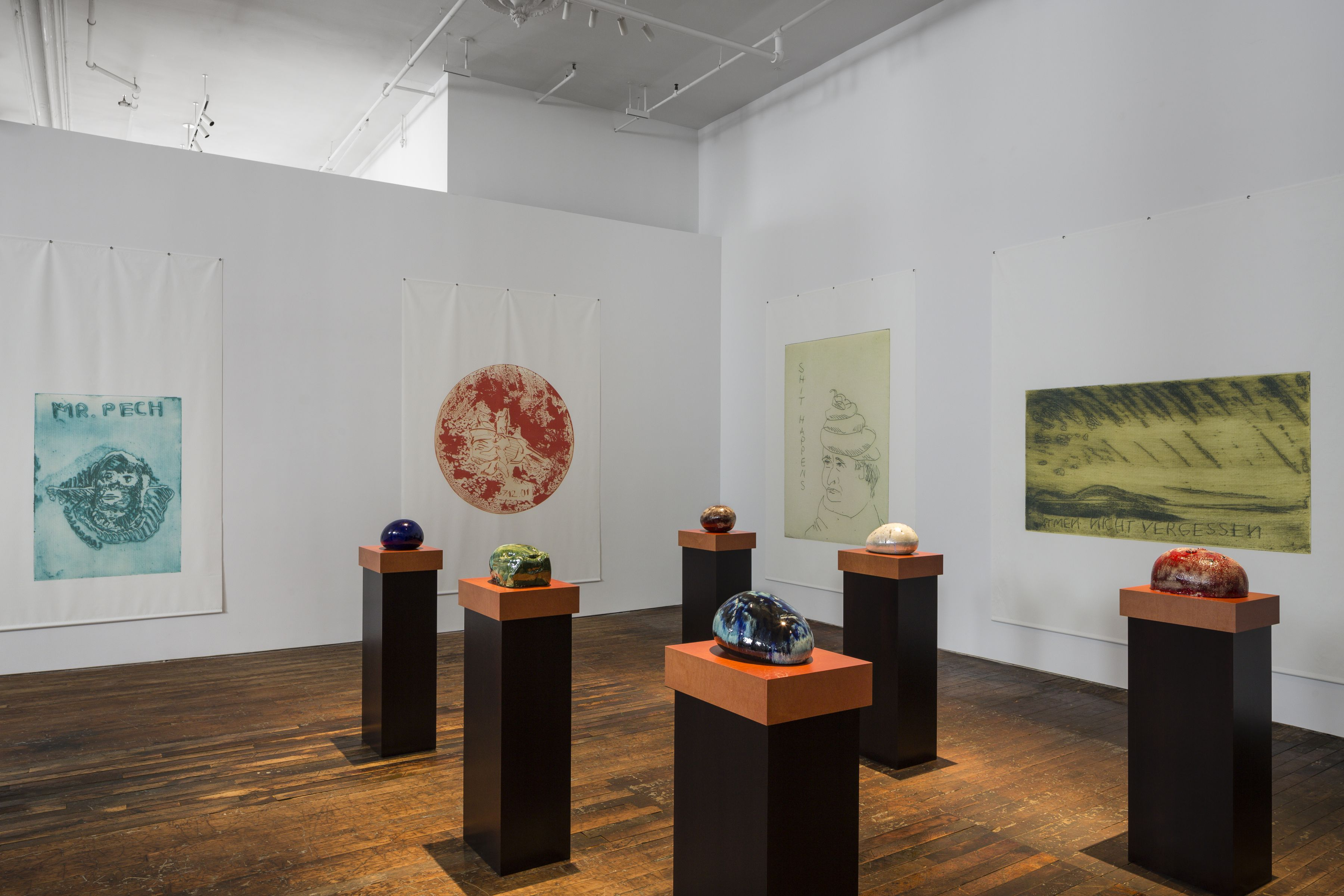 Thomas Schütte – installation view 16