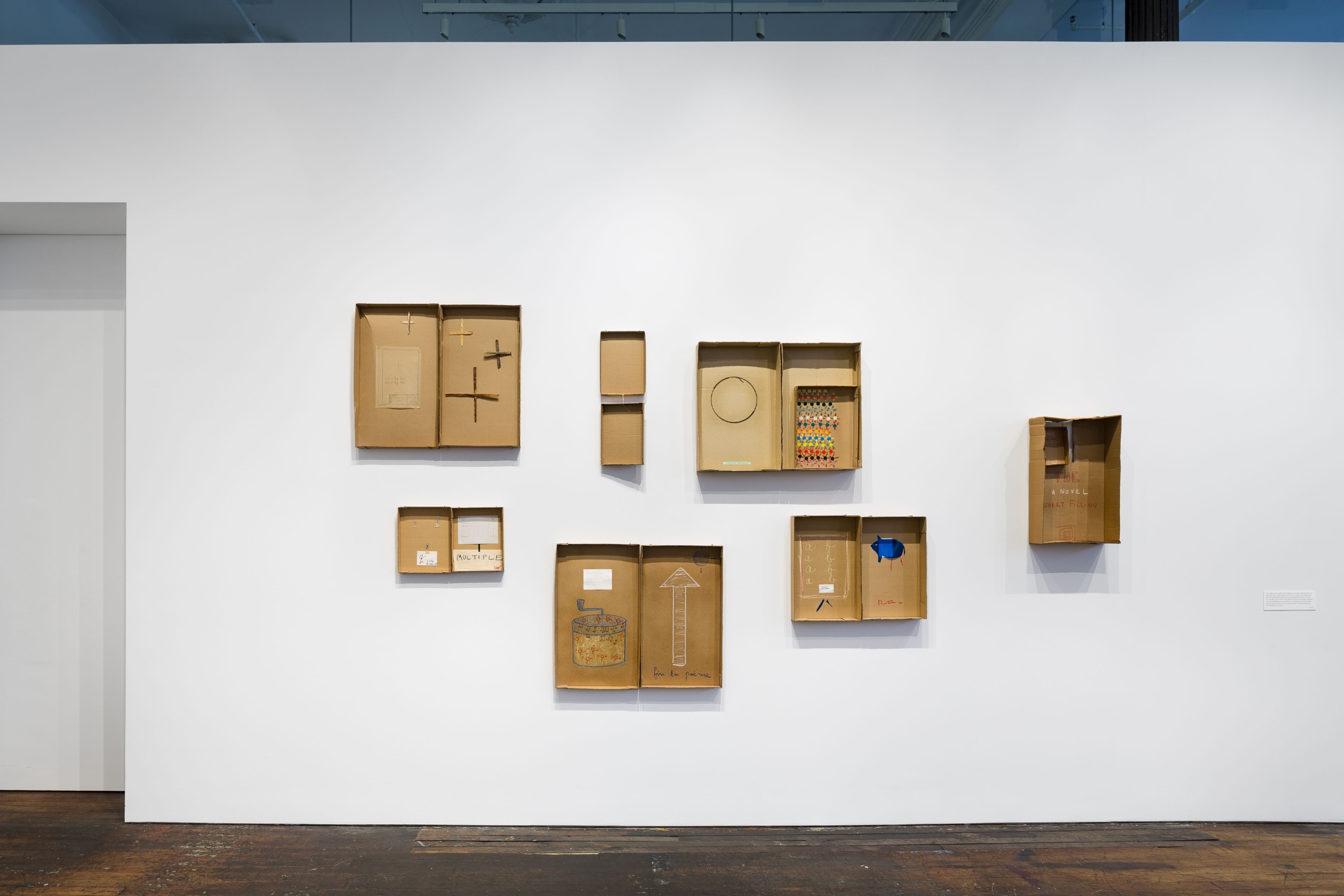 Seule la Fête est Permanente | Works 1962-1984, Peter Freeman, Inc., New York