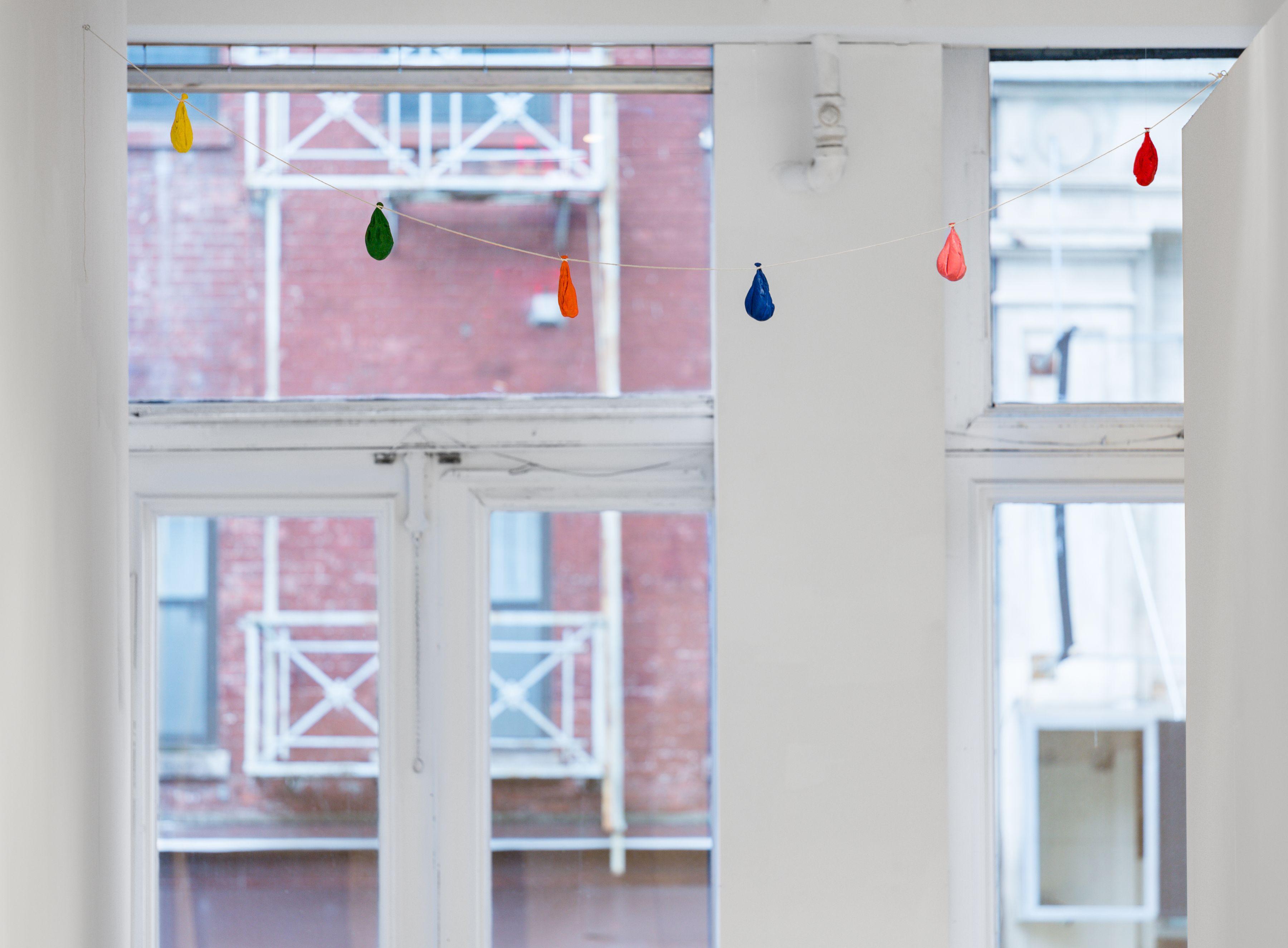 David Adamo Untitled (balloons)
