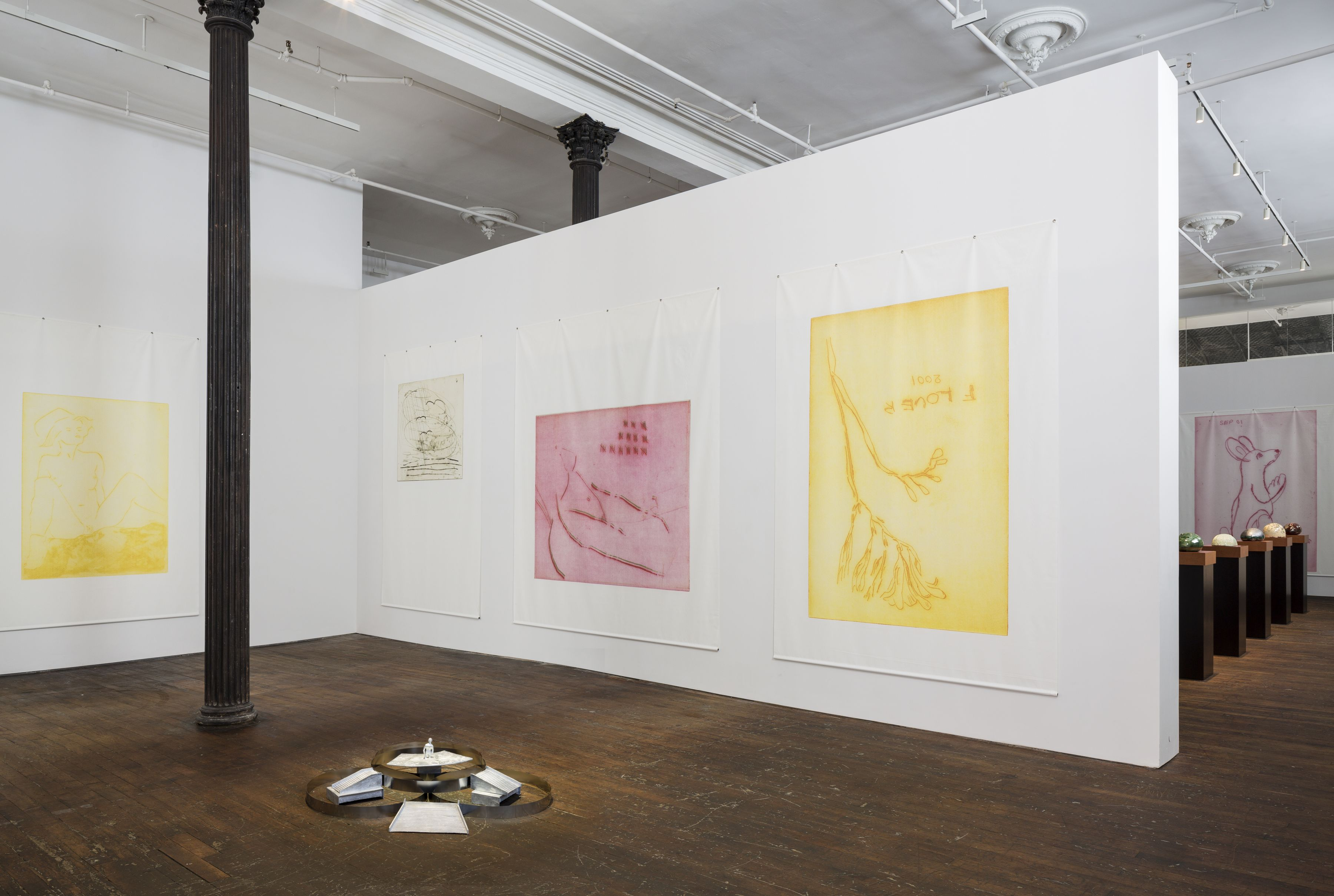 Thomas Schütte – installation view 9