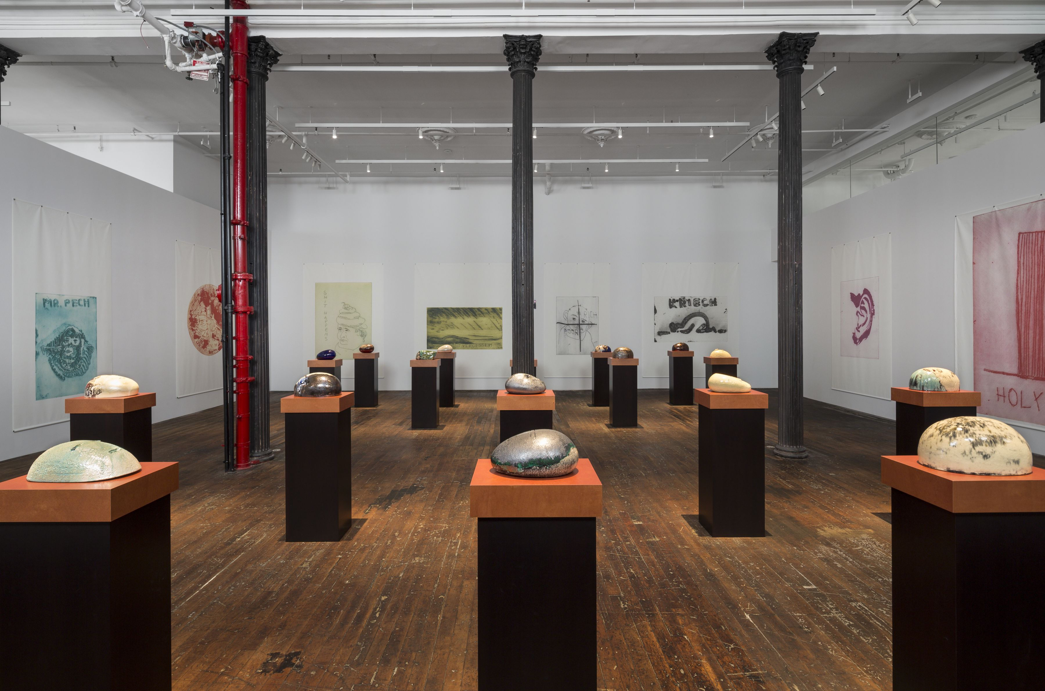 Thomas Schütte – installation view 11