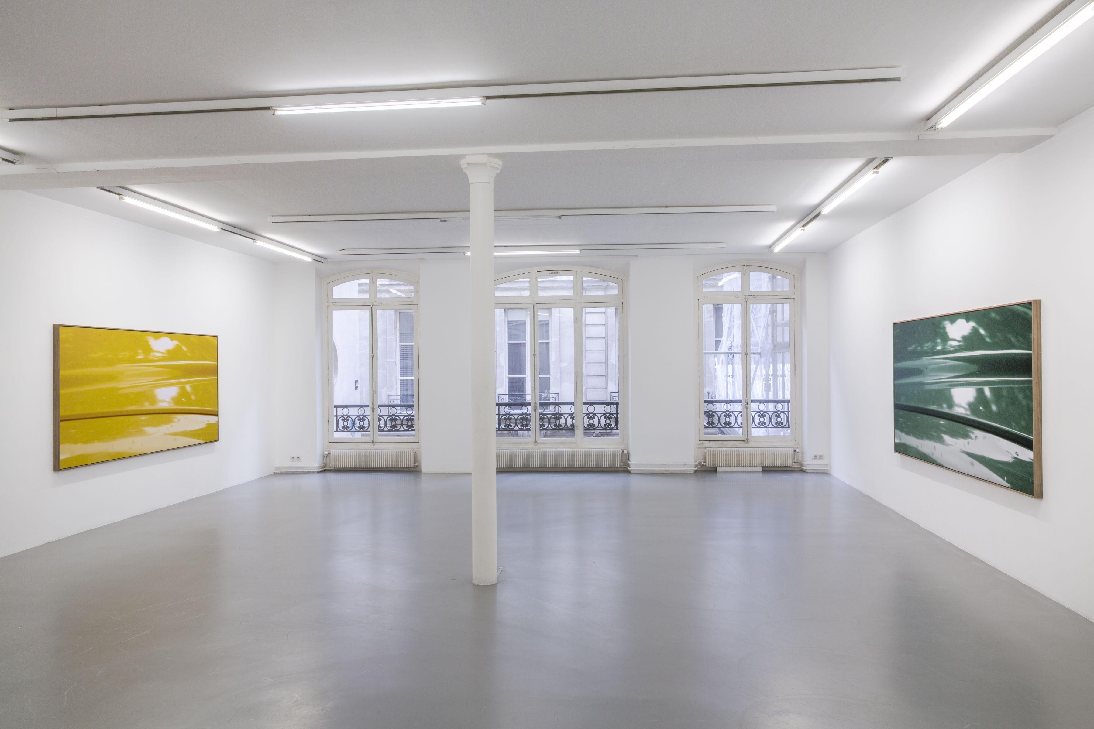 Jan Dibbets: New Colorstudies 1976/2012 – installation view 5
