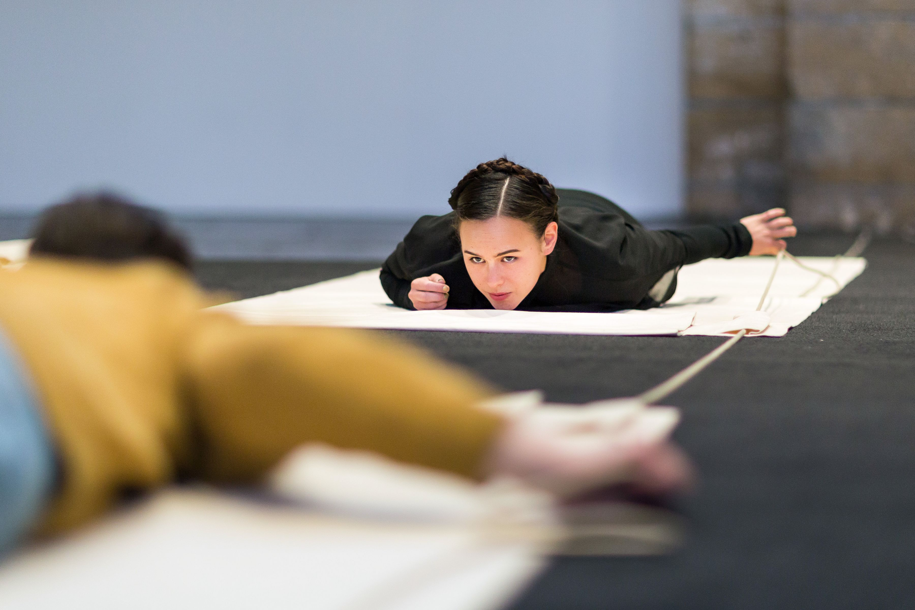 The Body Decides, Curated by Elena Filipovic and Alexis Vaillant