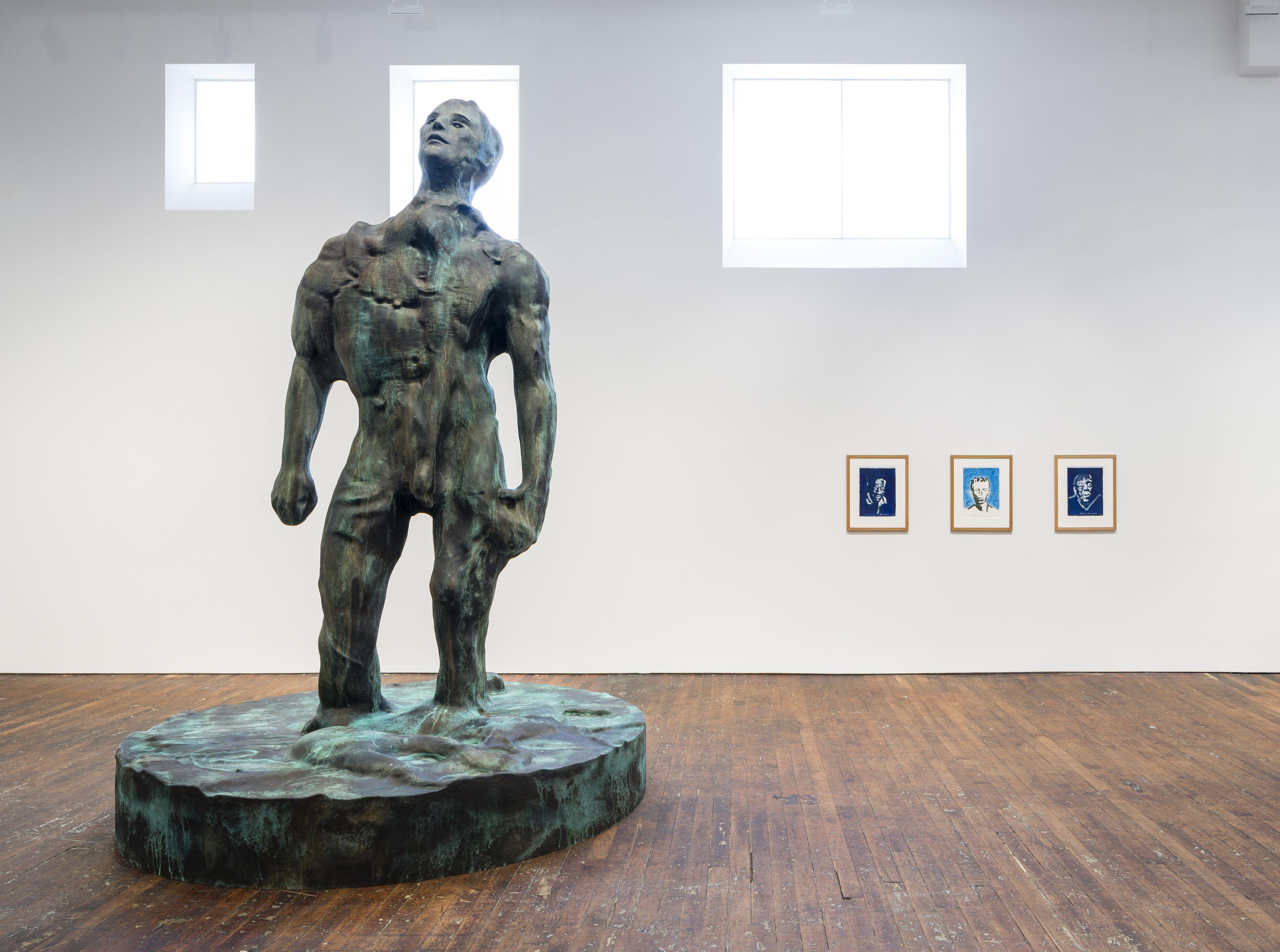 Thomas Schütte:New Work– installation view 11