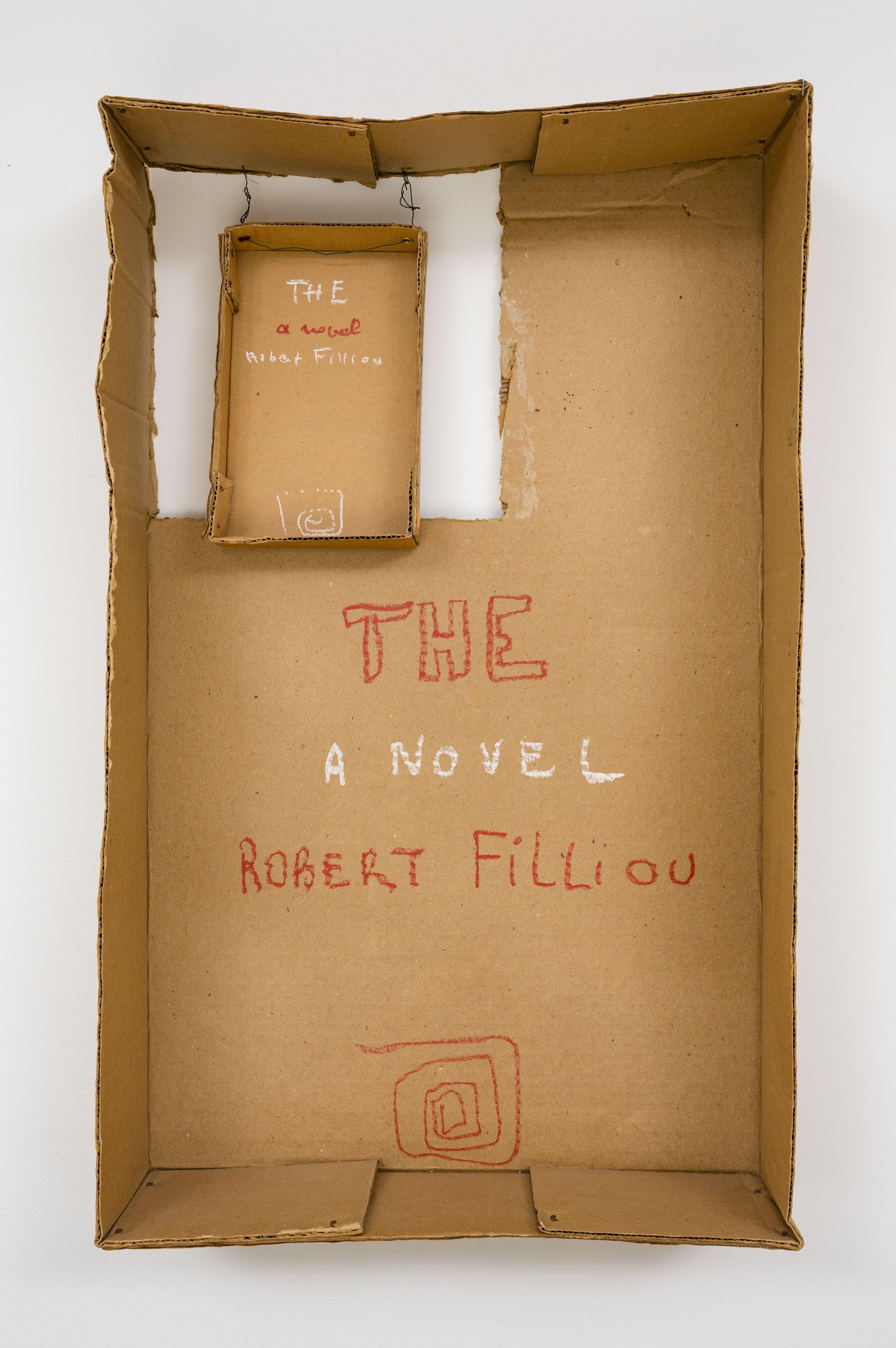 THE, A Novel, Robert Filliou, c. 1976