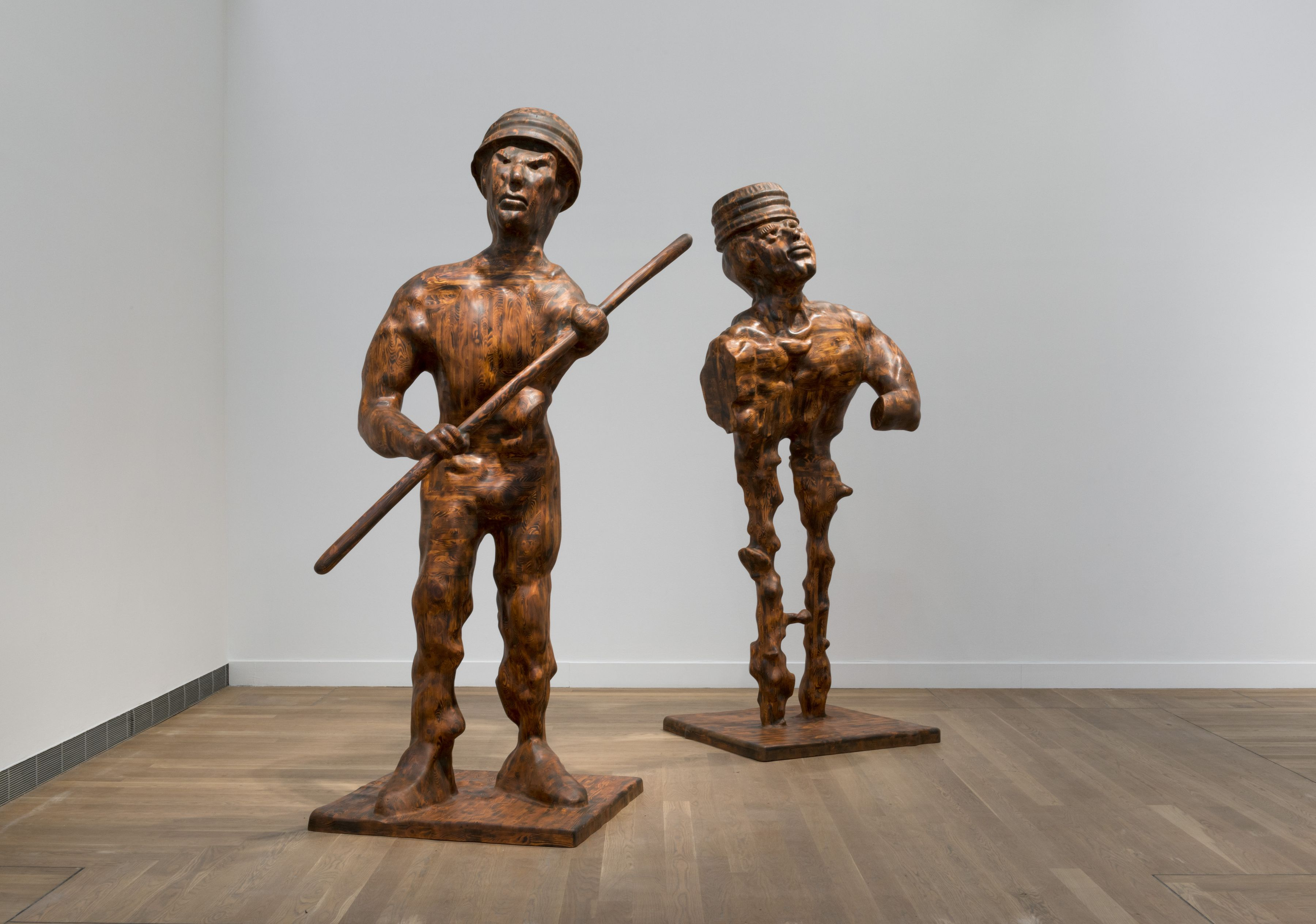 Thomas Schütte: United Enemies, Moderna Museet, Stockholm