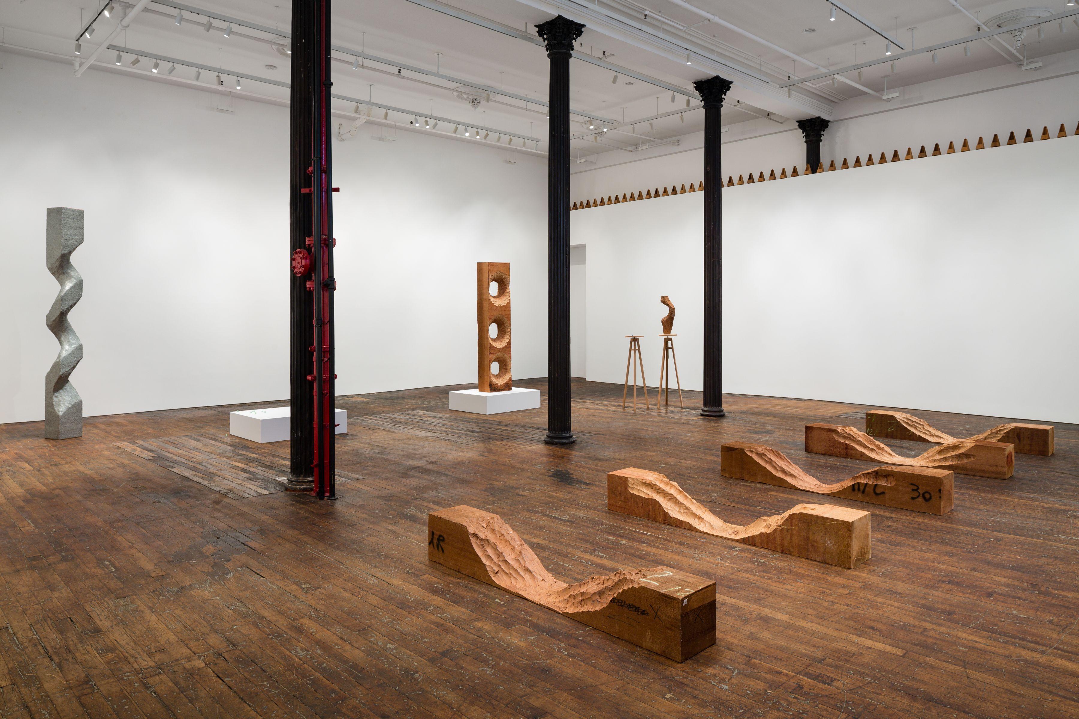 David Adamo – installation view 1