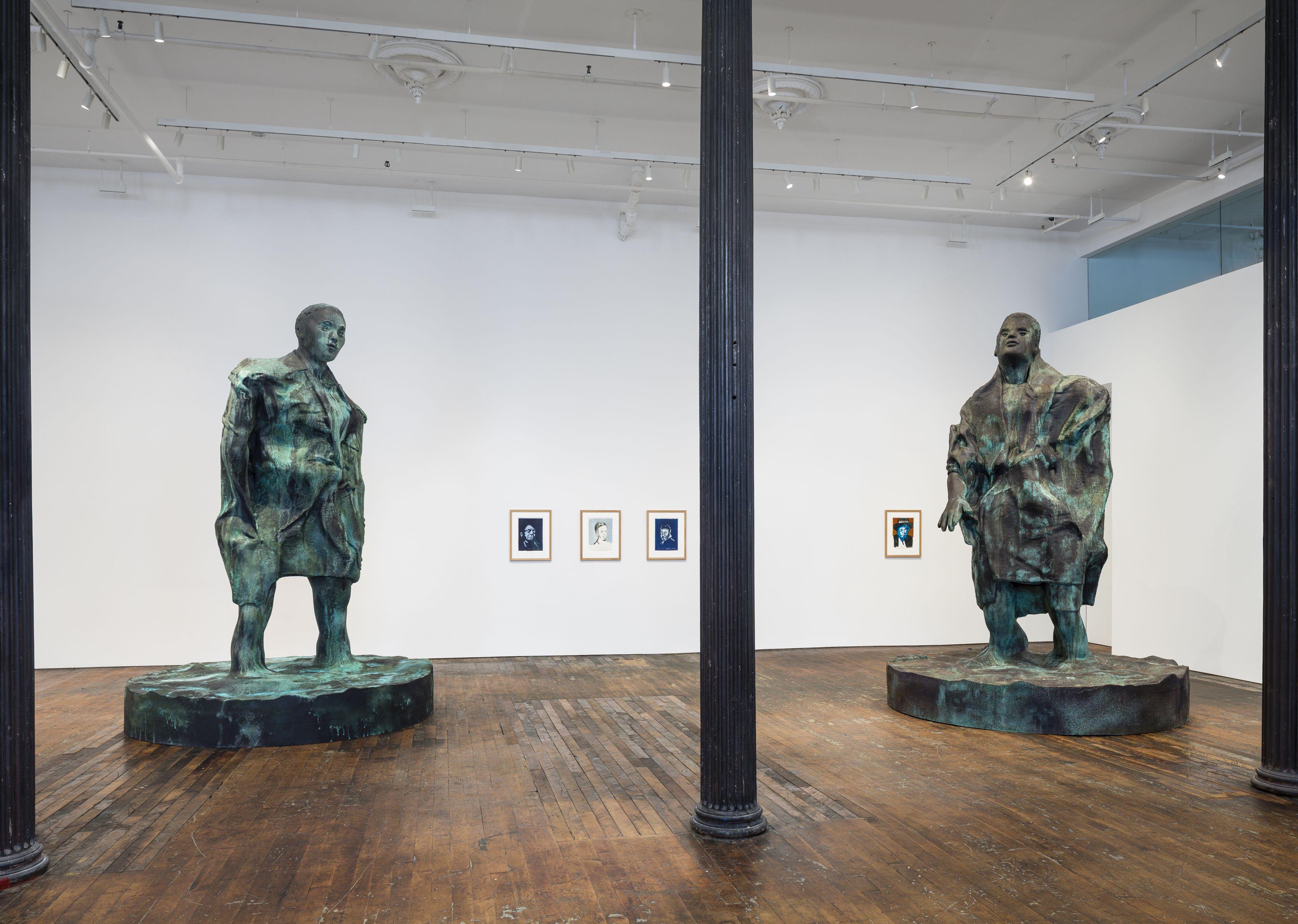 Thomas Schütte:New Work –installation view 16