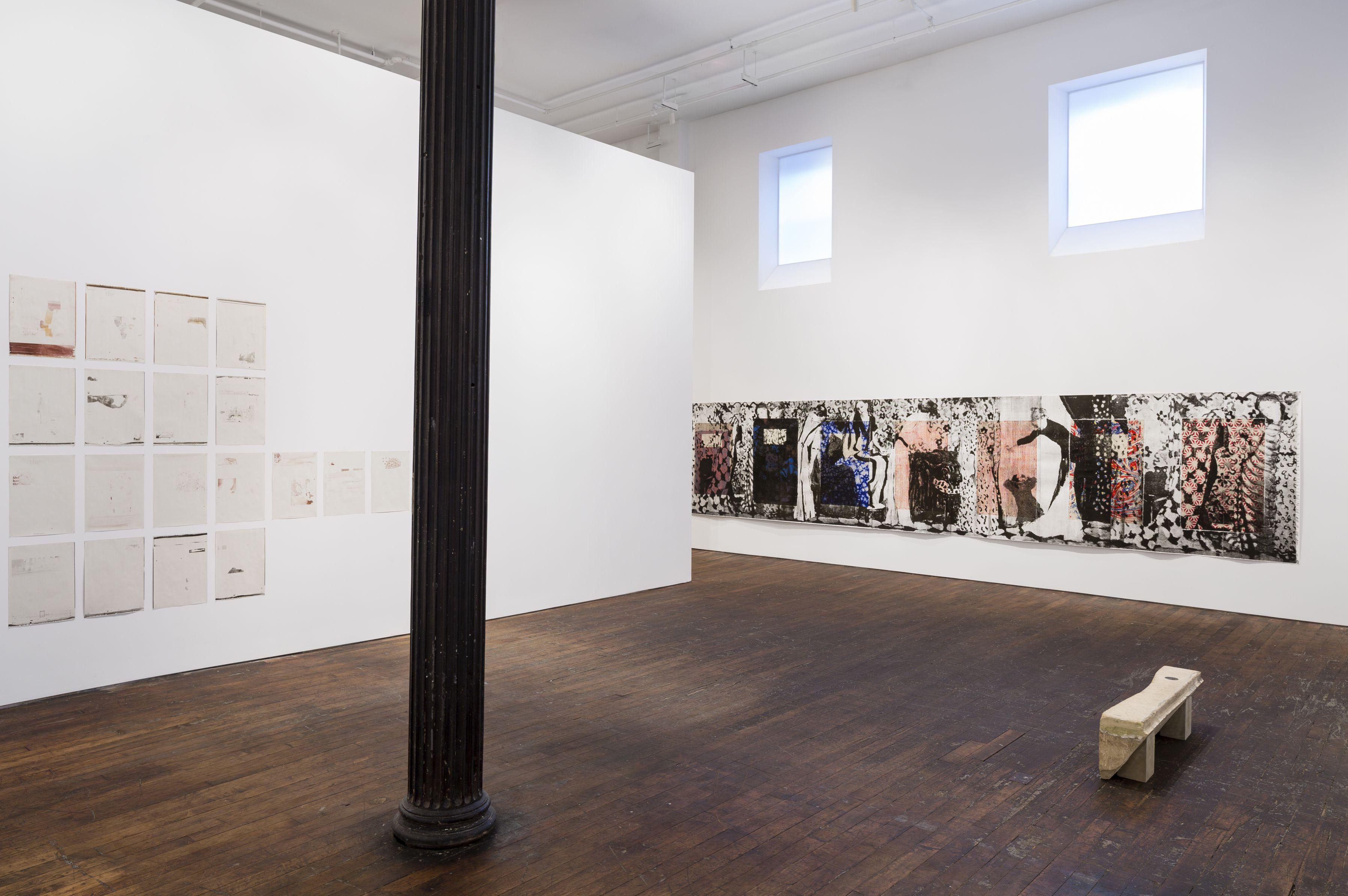 Lucy Skaer: Random House– installation view 4