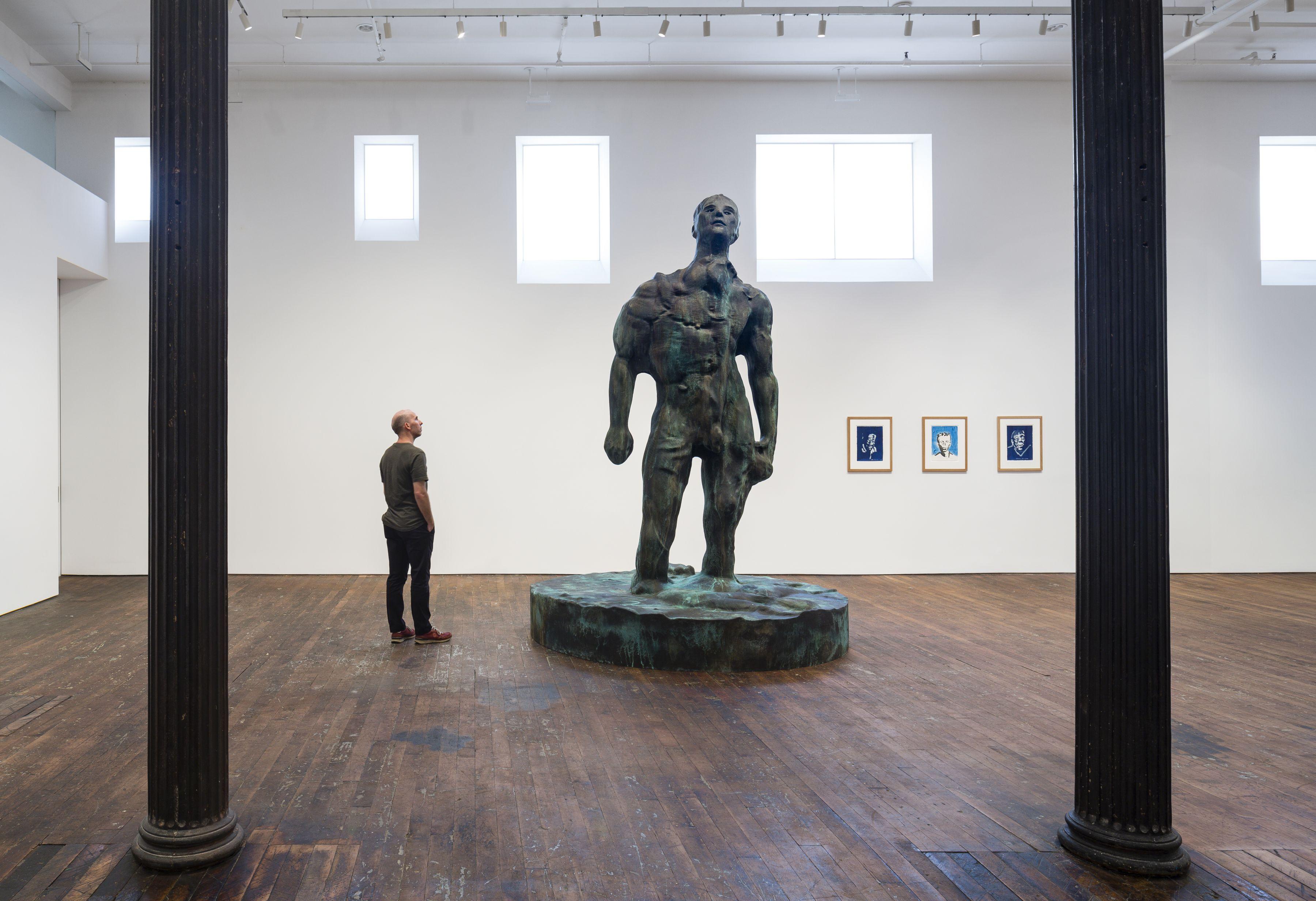 Thomas Schütte:New Work– installation view 12