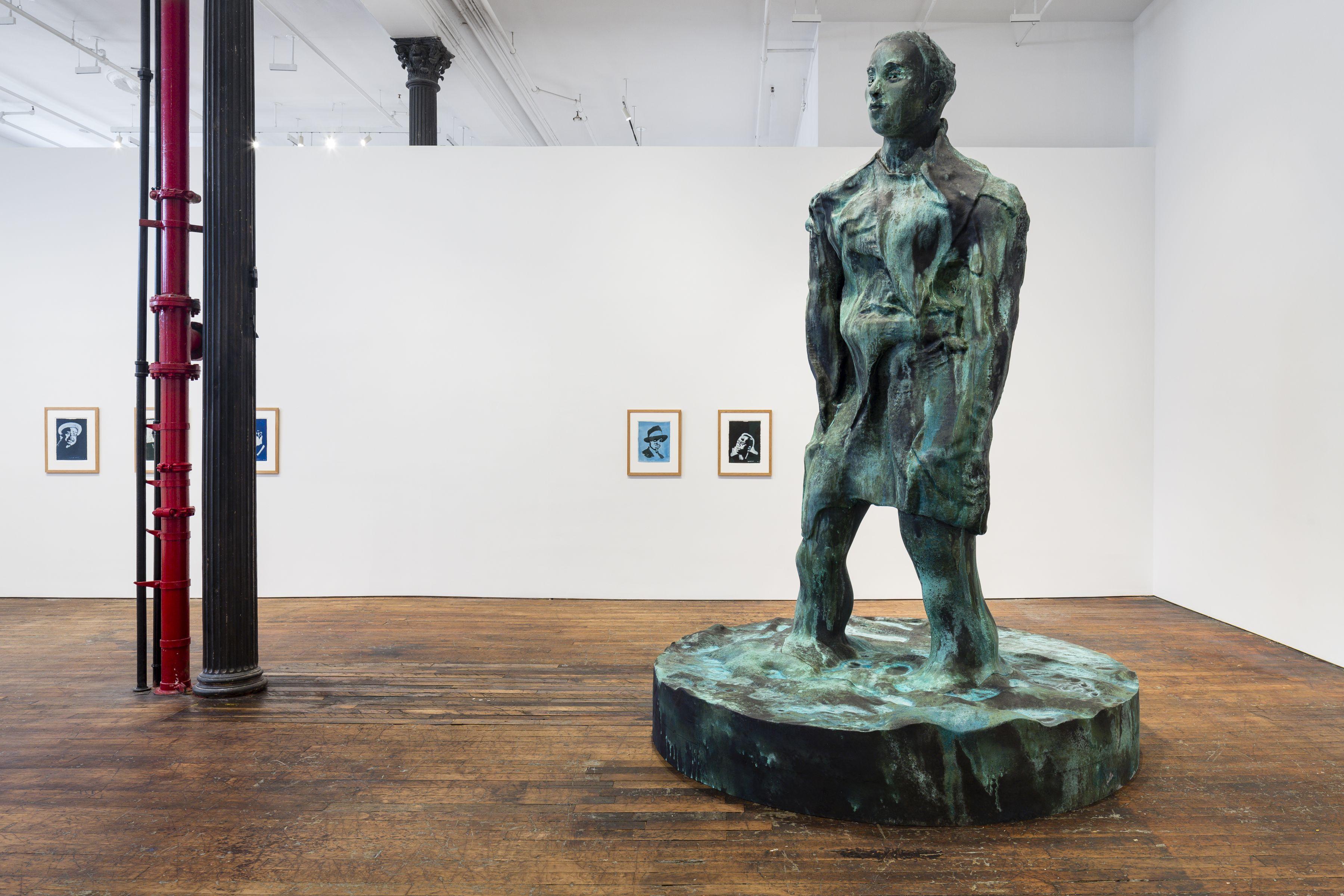Thomas Schütte:New Work –installation view 19