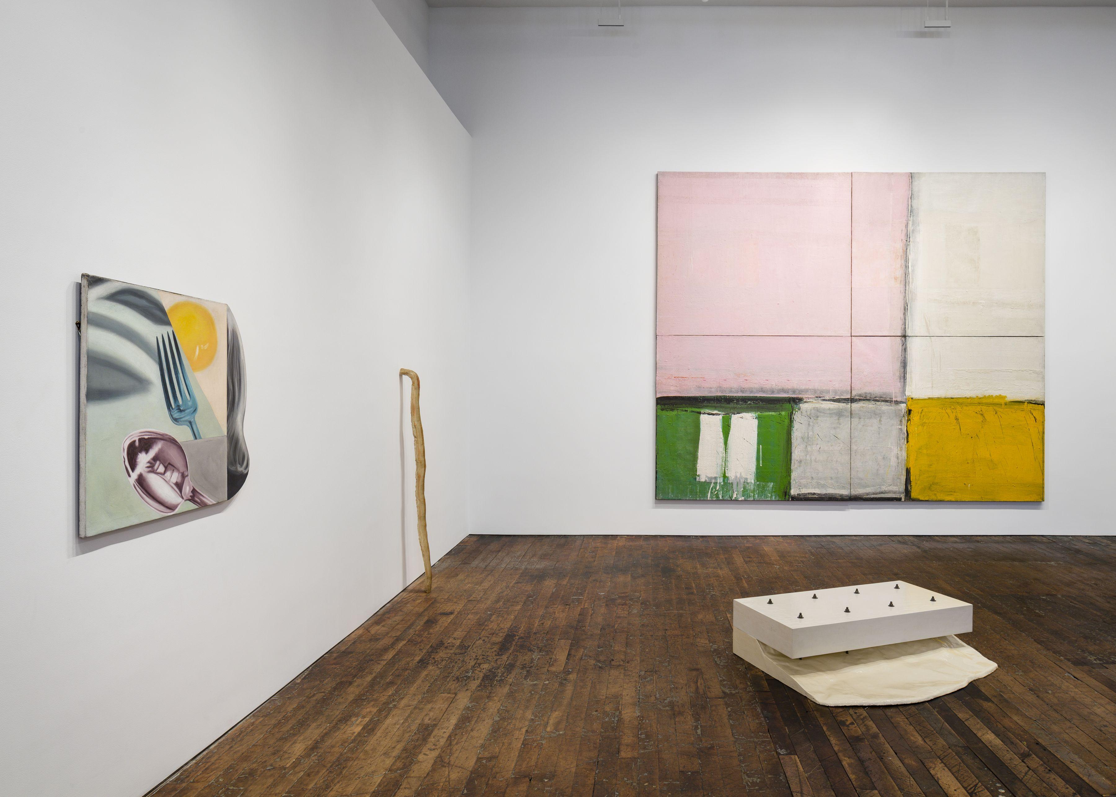 Deadeye Dick: Richard Bellamy and His Circle– installation view 12