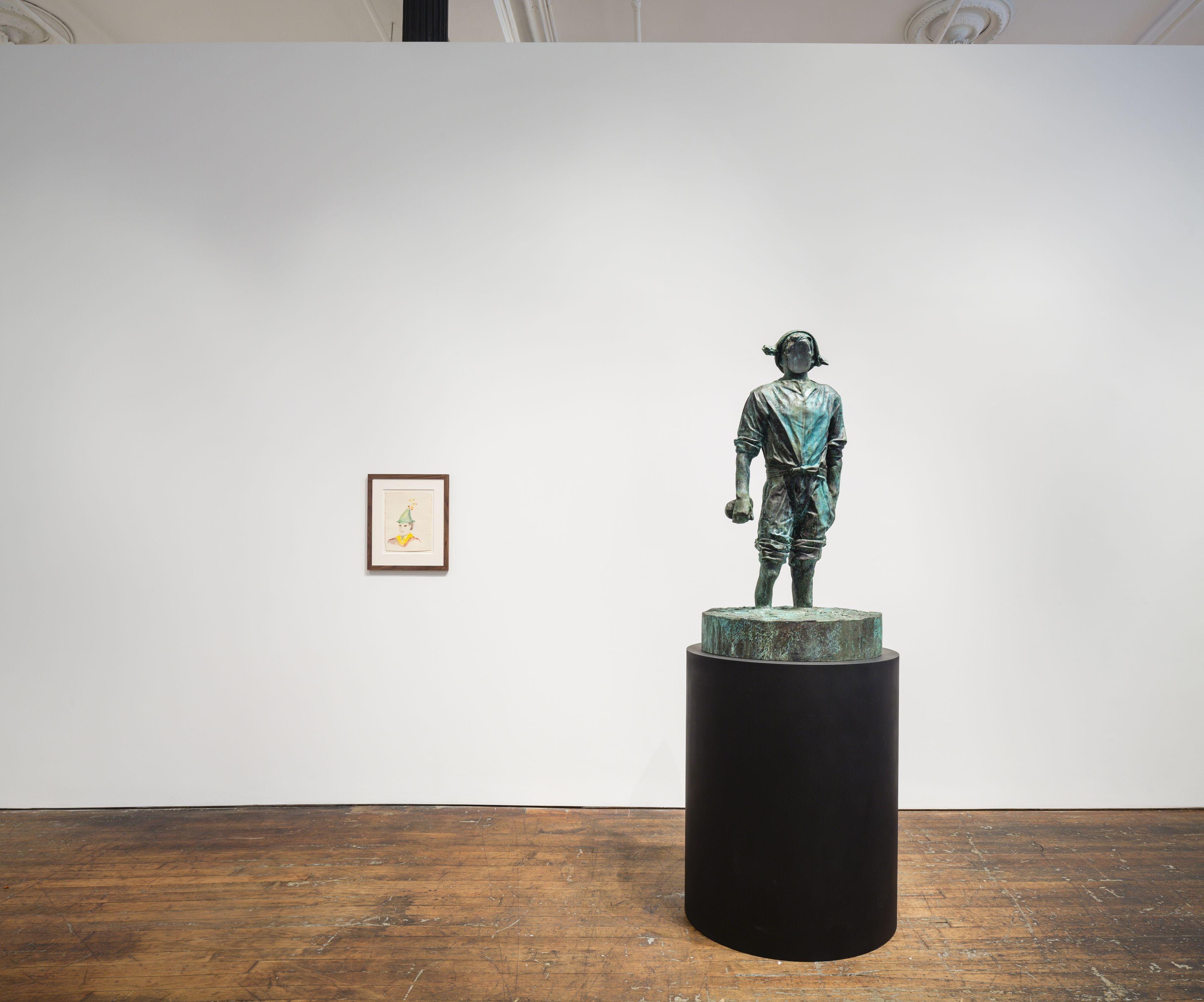 Thomas Schütte:New Work– installation view 8,
