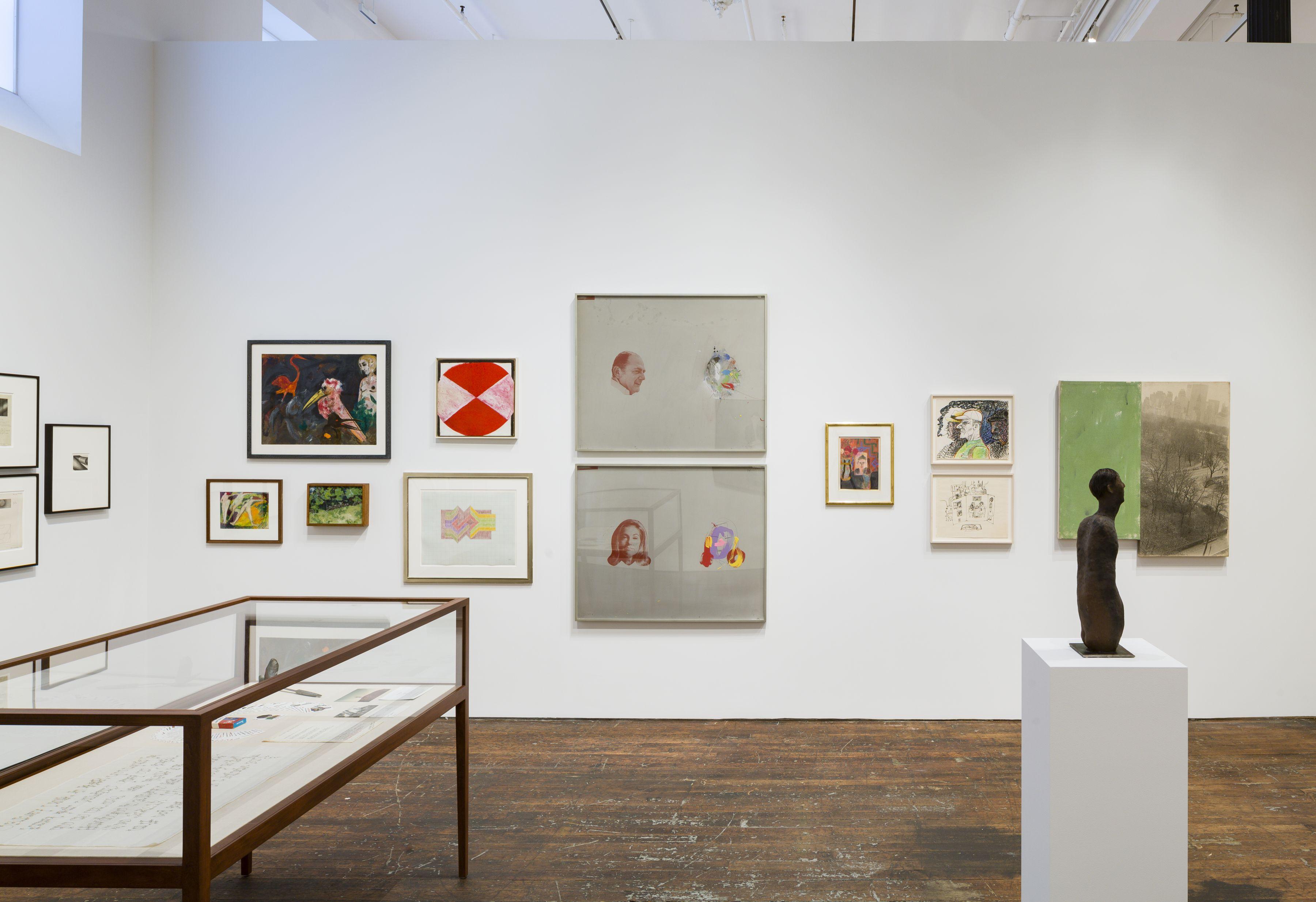 Deadeye Dick: Richard Bellamy and His Circle– installation view 24