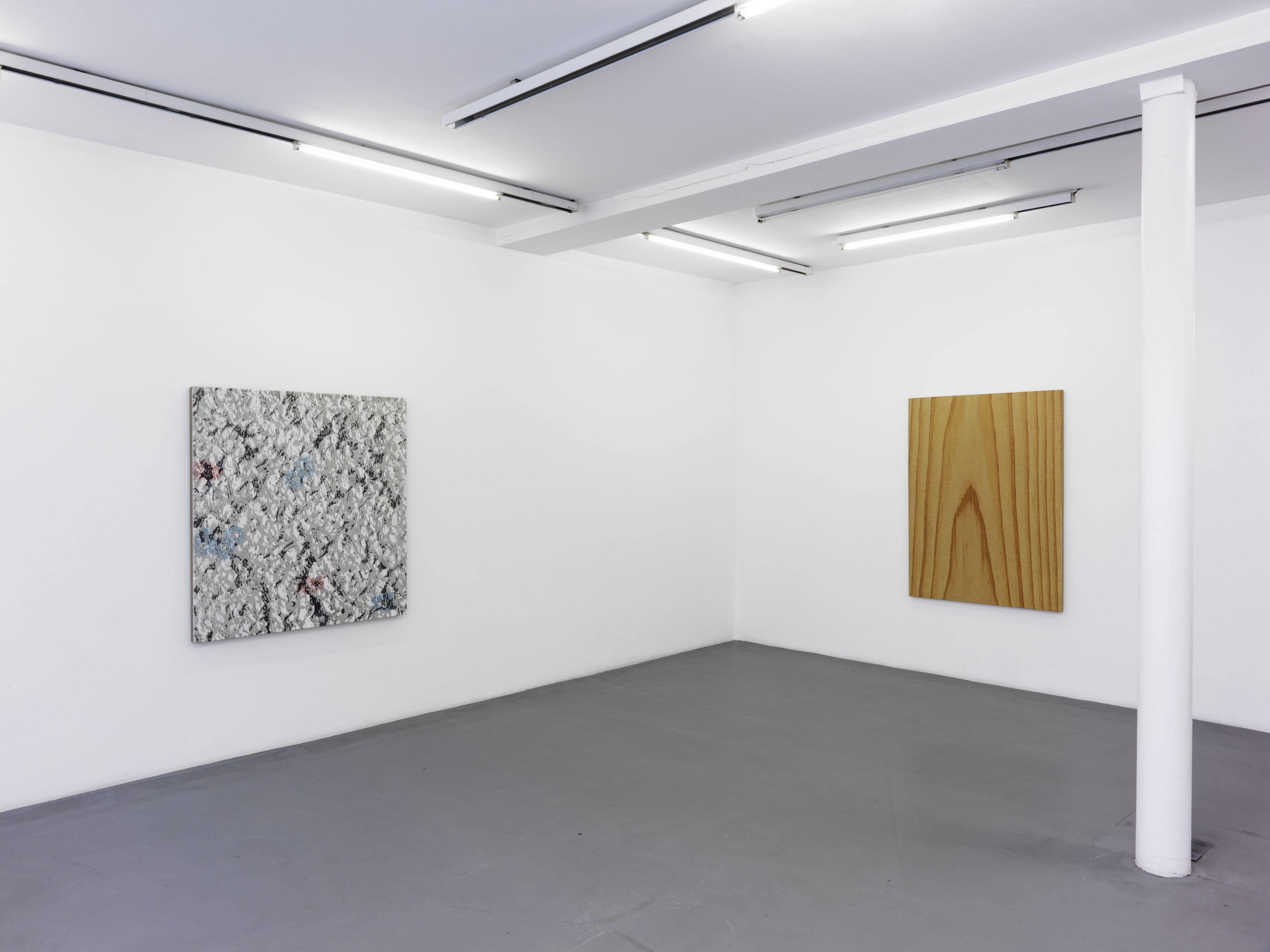 Alex Hay – installation view 1