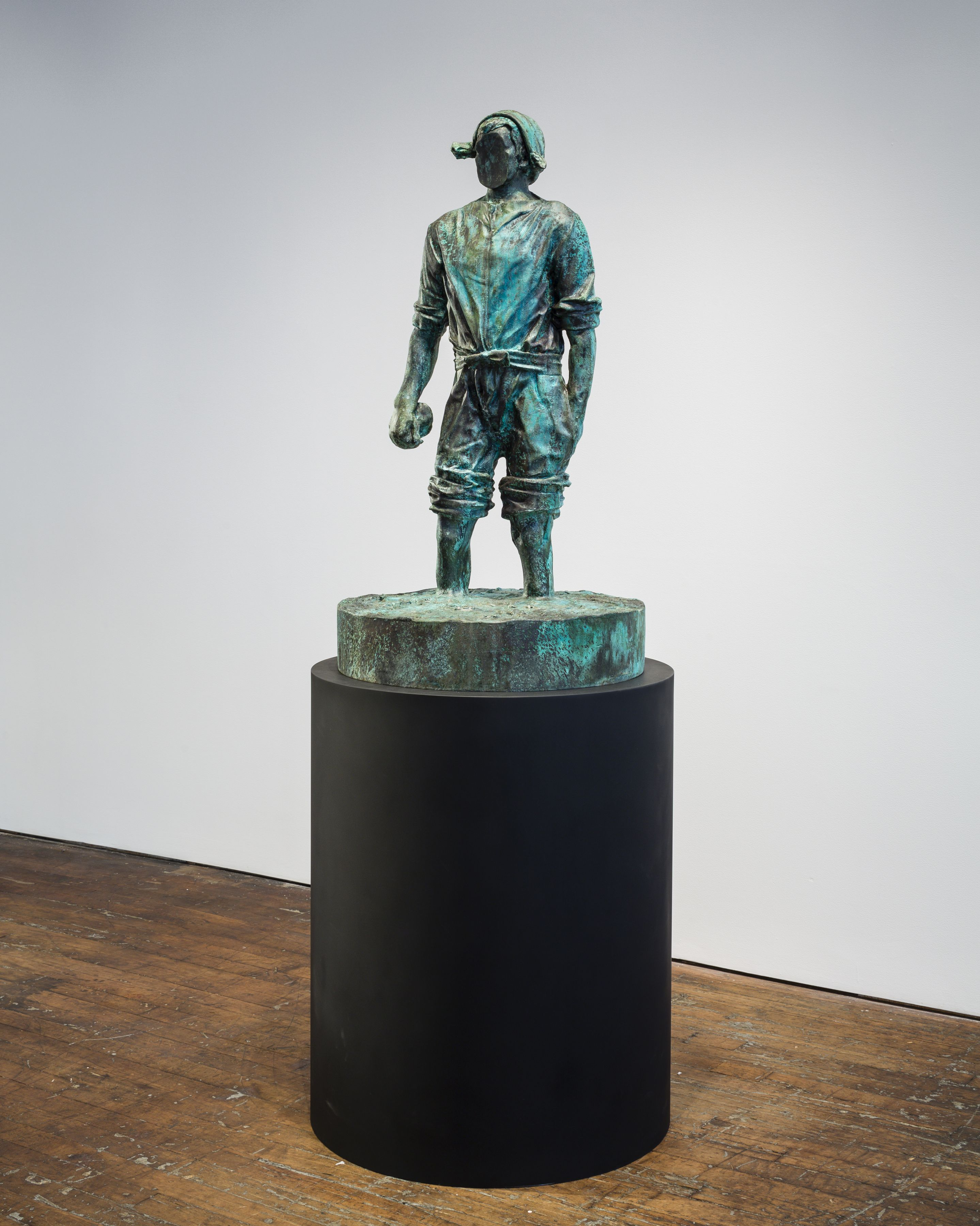 Thomas Schütte, Man Without Face
