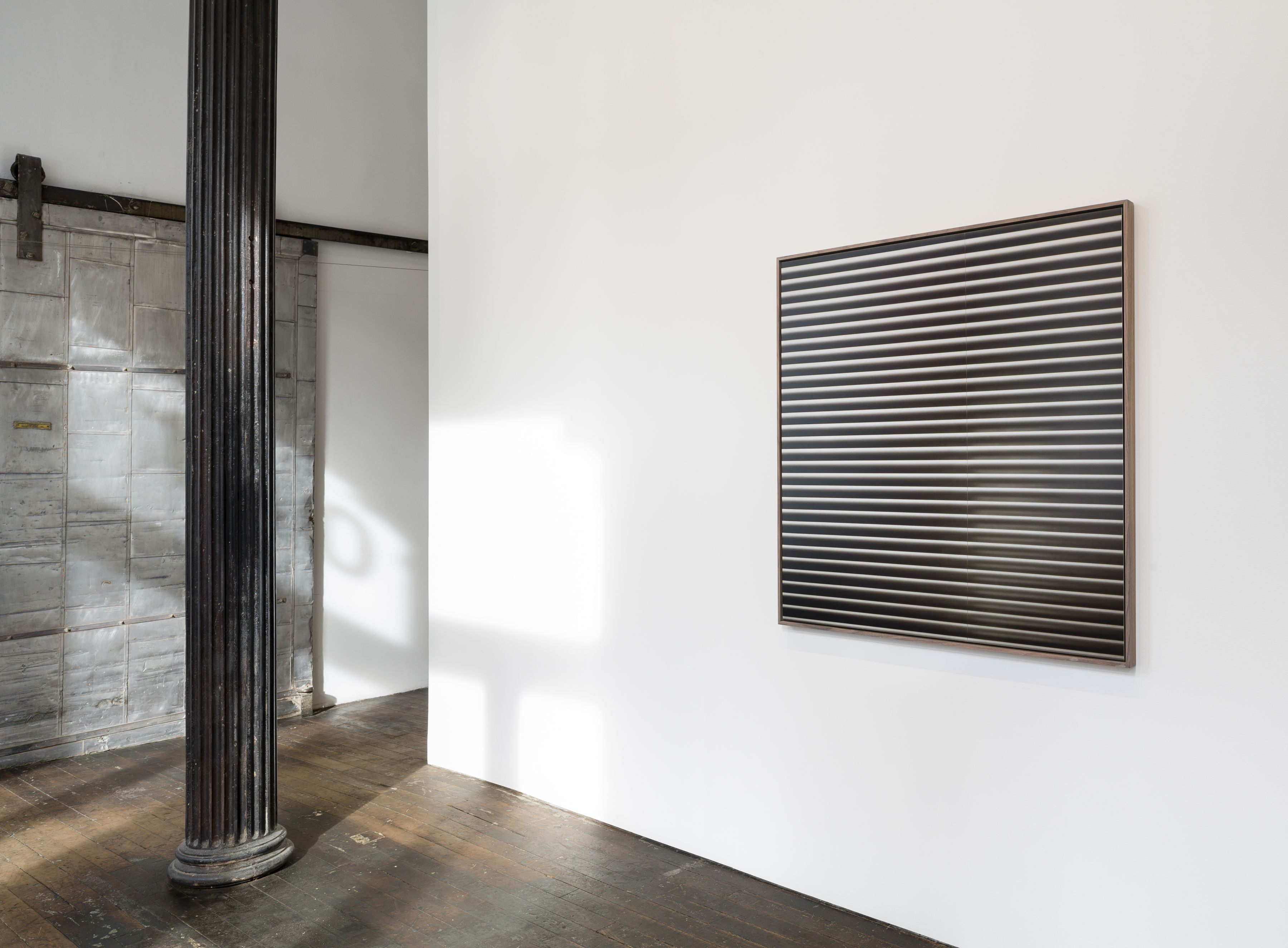 Jan Dibbets: Representations of Reality– installation view 2