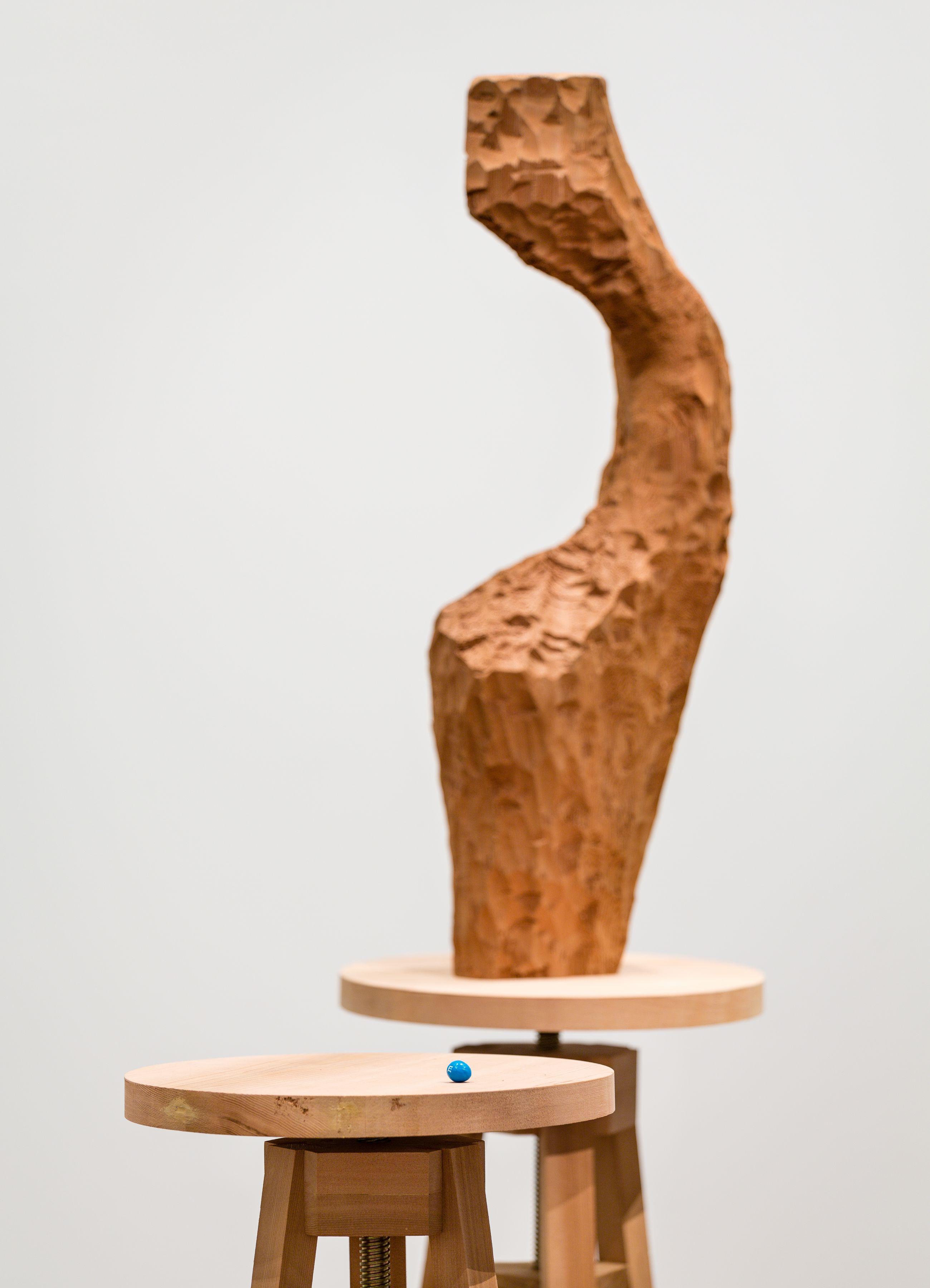 David Adamo Untitled (vessel and M&M)