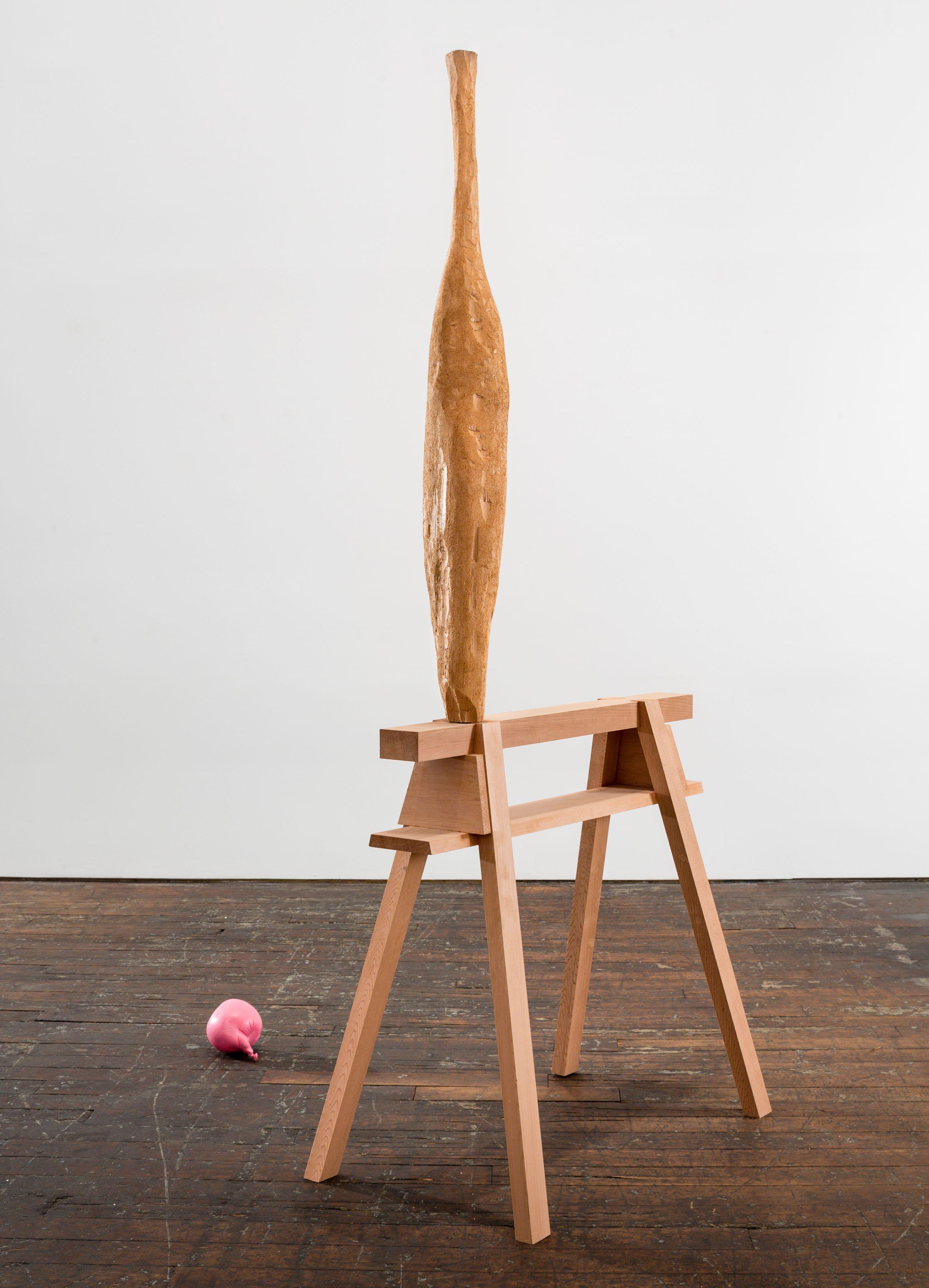 David Adamo Untitled (vessel and balloon)