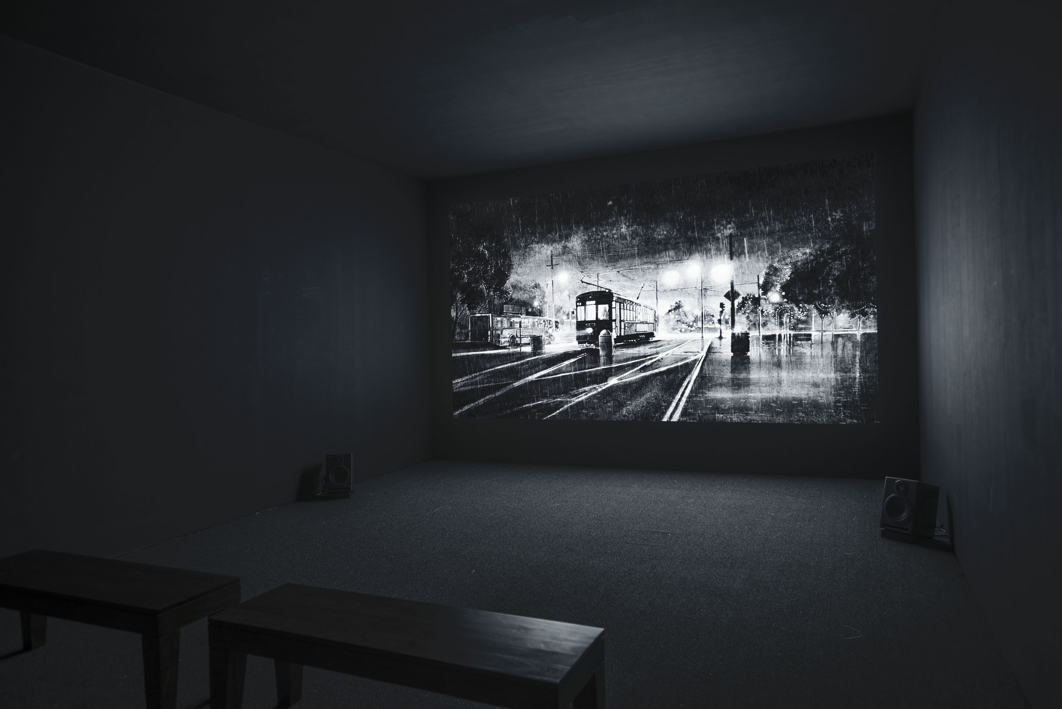 The Drawing Room (Installation View), Marianne Boesky Gallery, 2015