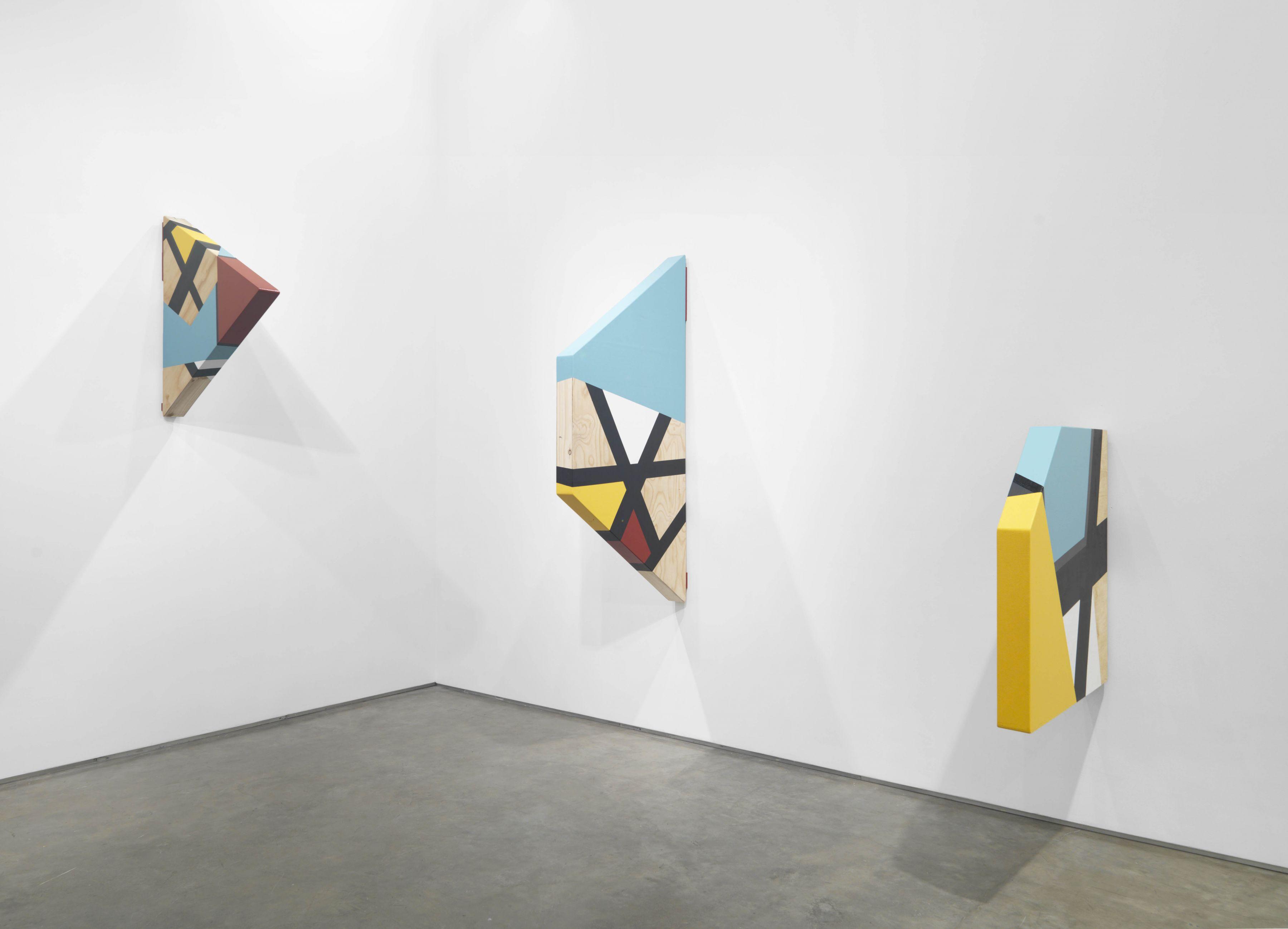 chelsea gallery exhibition of the art work by serge alain nitegeka