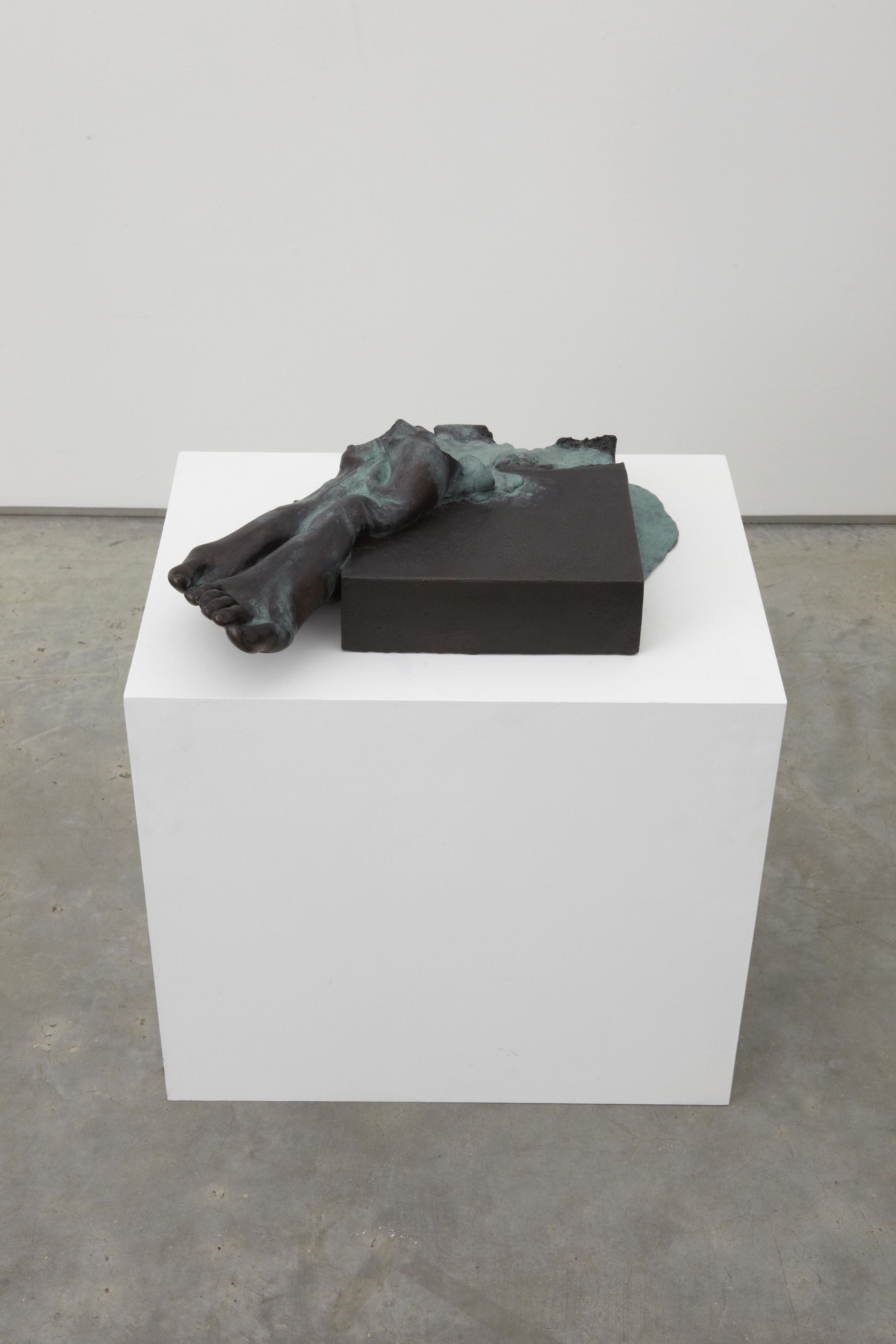 Diana Al-Hadid, Missed Mark, 2010