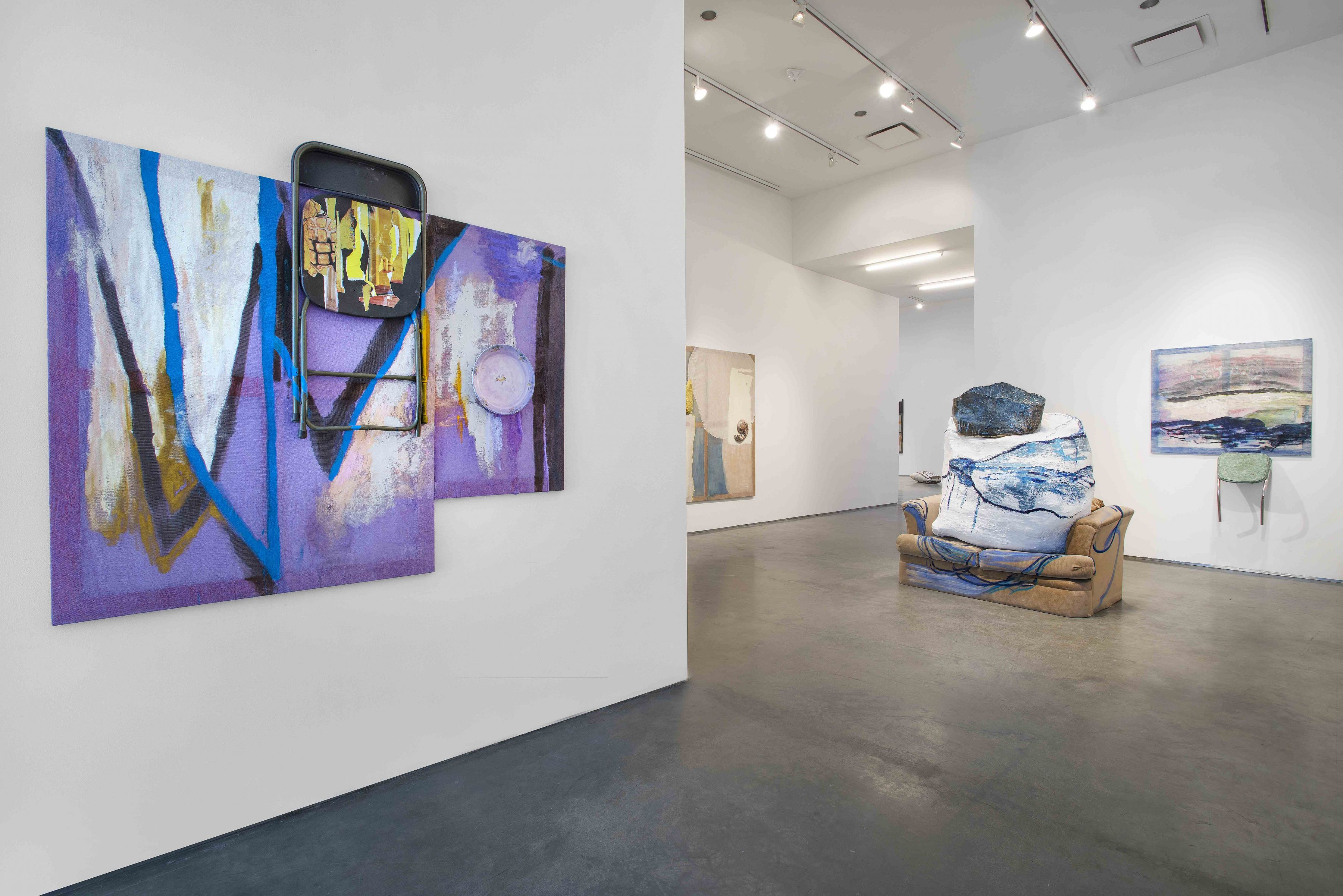 contemporary art gallery in nyc exhibiting the artwork of jessica jackson hutchins