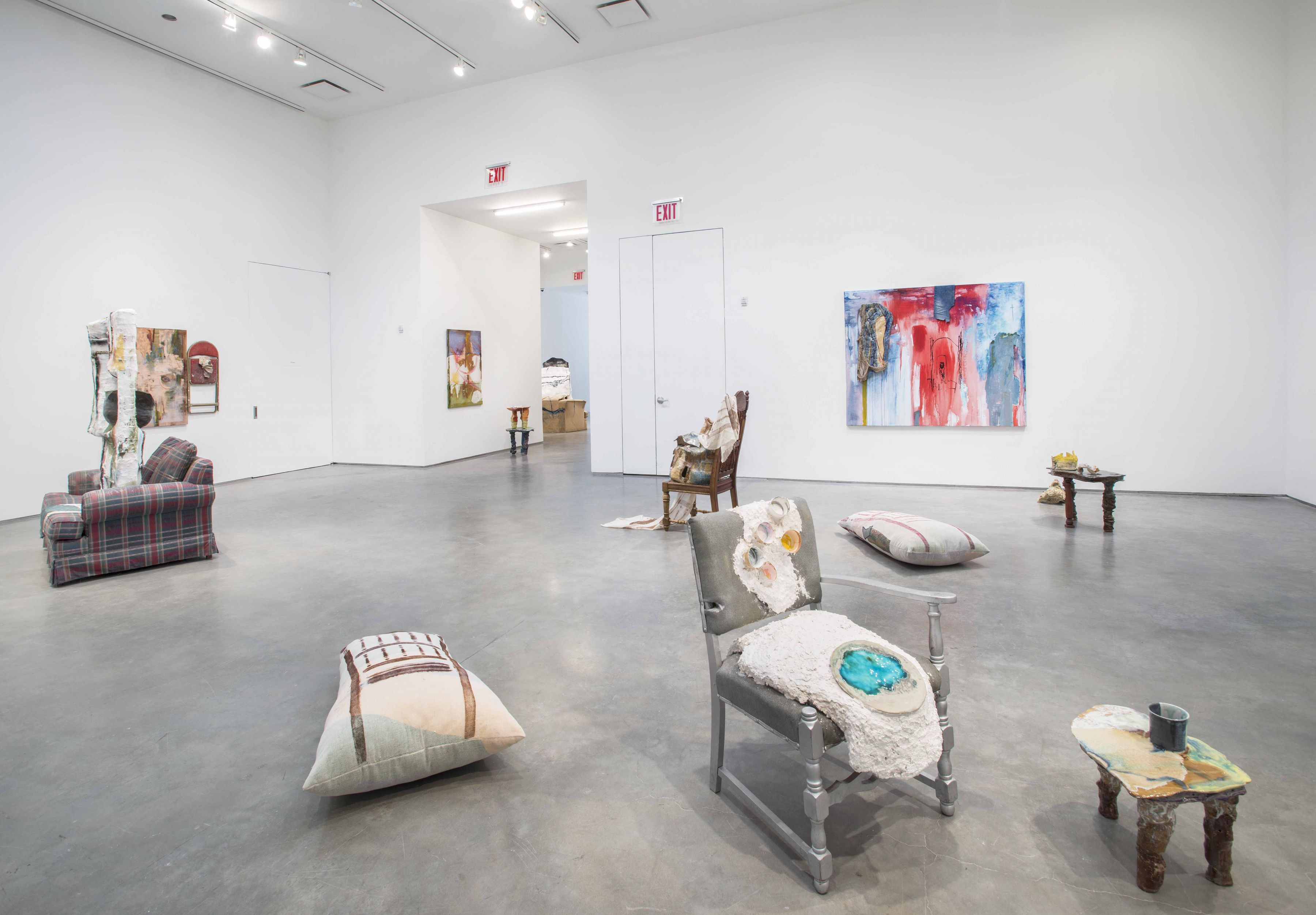 I Do Choose (Installation View), Marianne Boesky Gallery, 2015