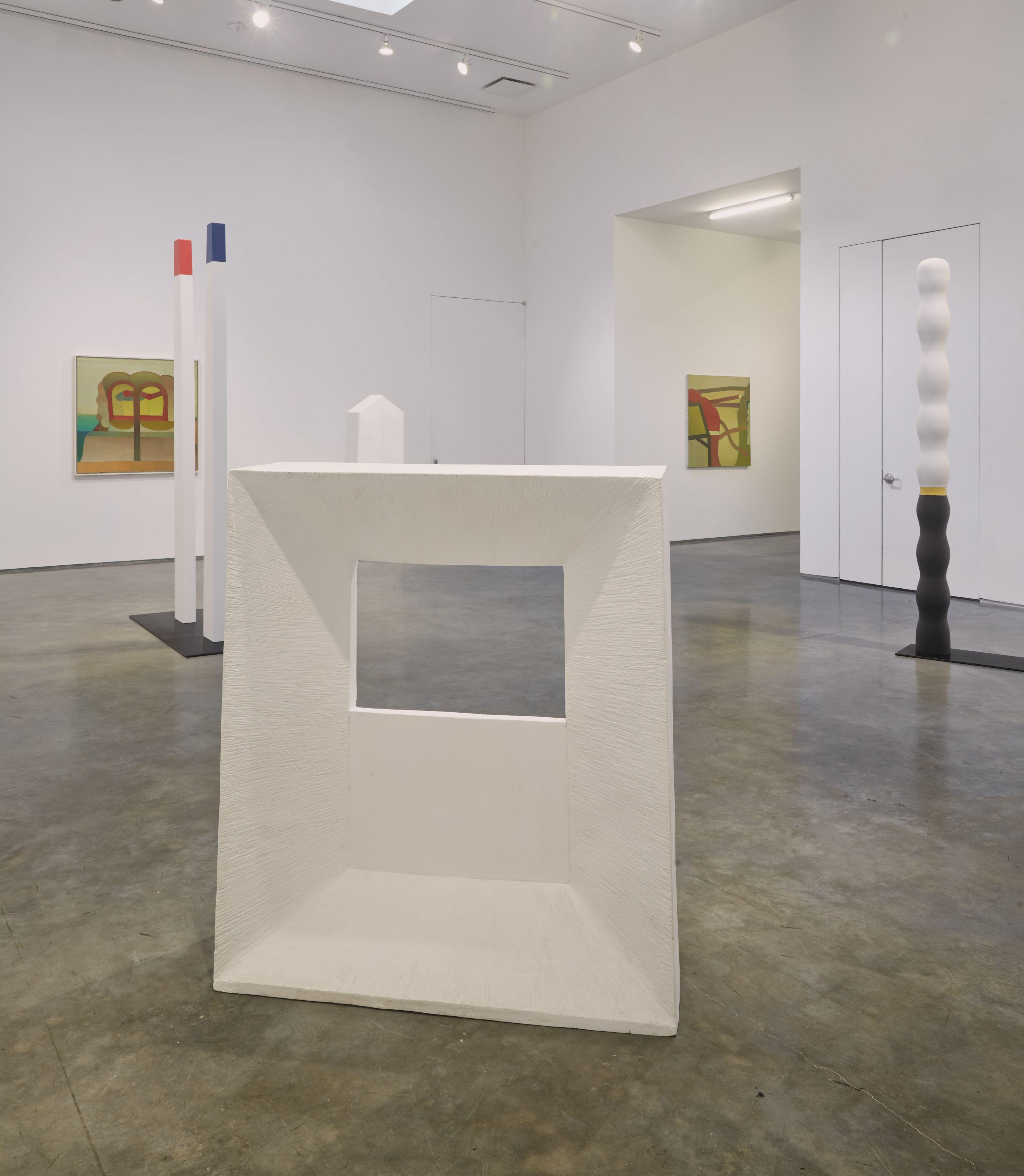 No Vacancies(Installation View), Marianne Boesky Gallery, 2015
