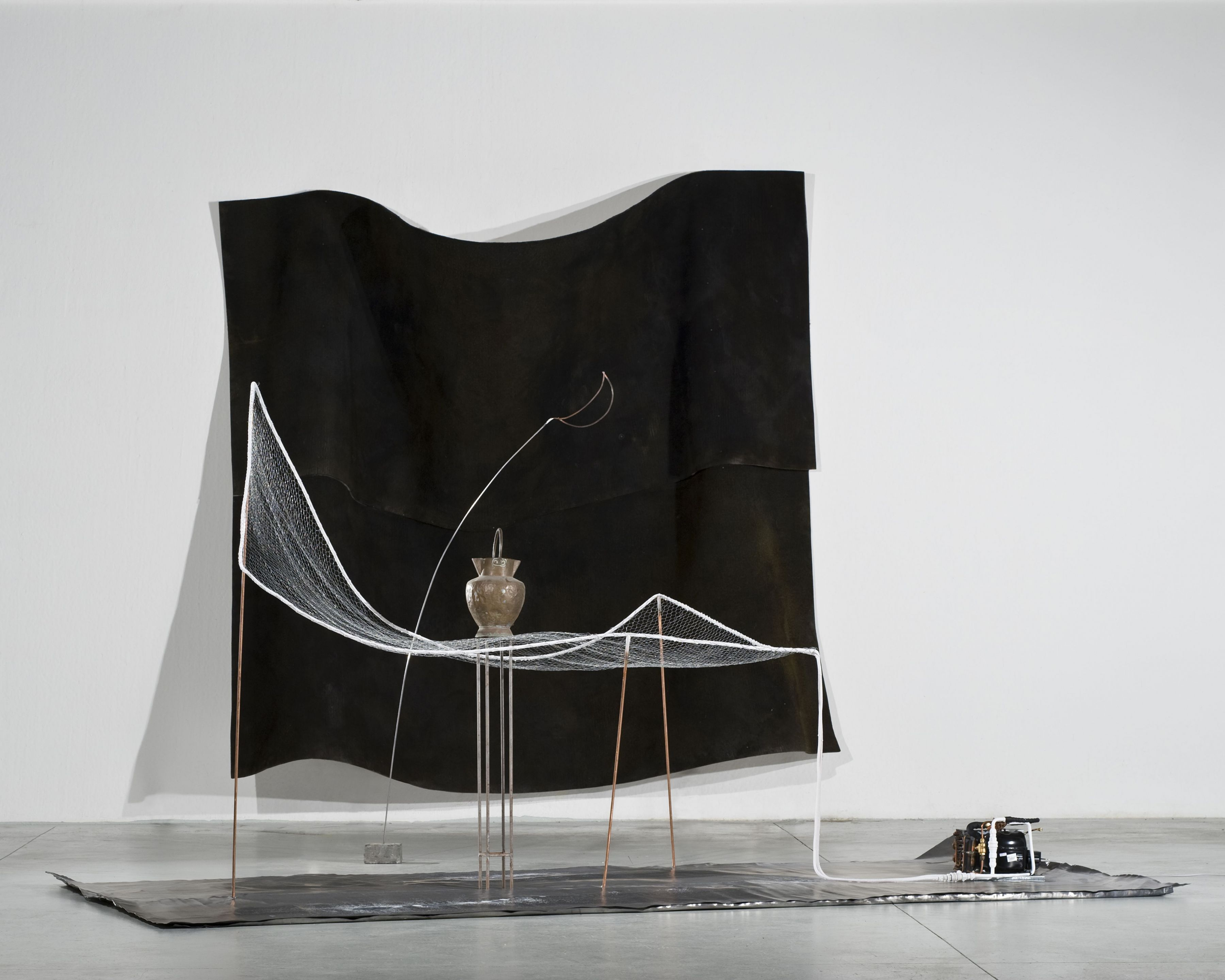 a sculptural installation by Pier Paolo Calzolari available to buy