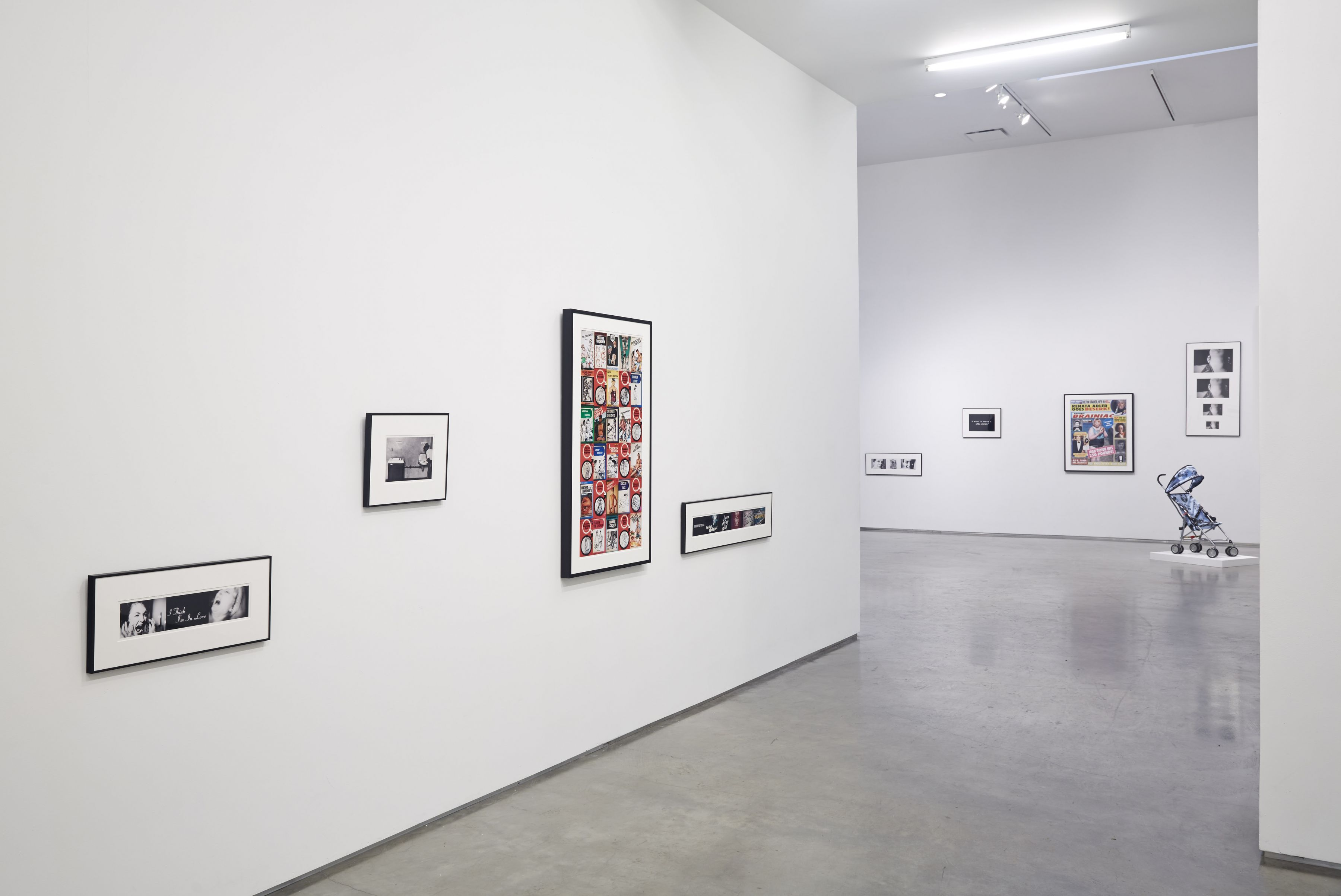Beverly Hills John(Installation View), Marianne Boesky Gallery, 2015