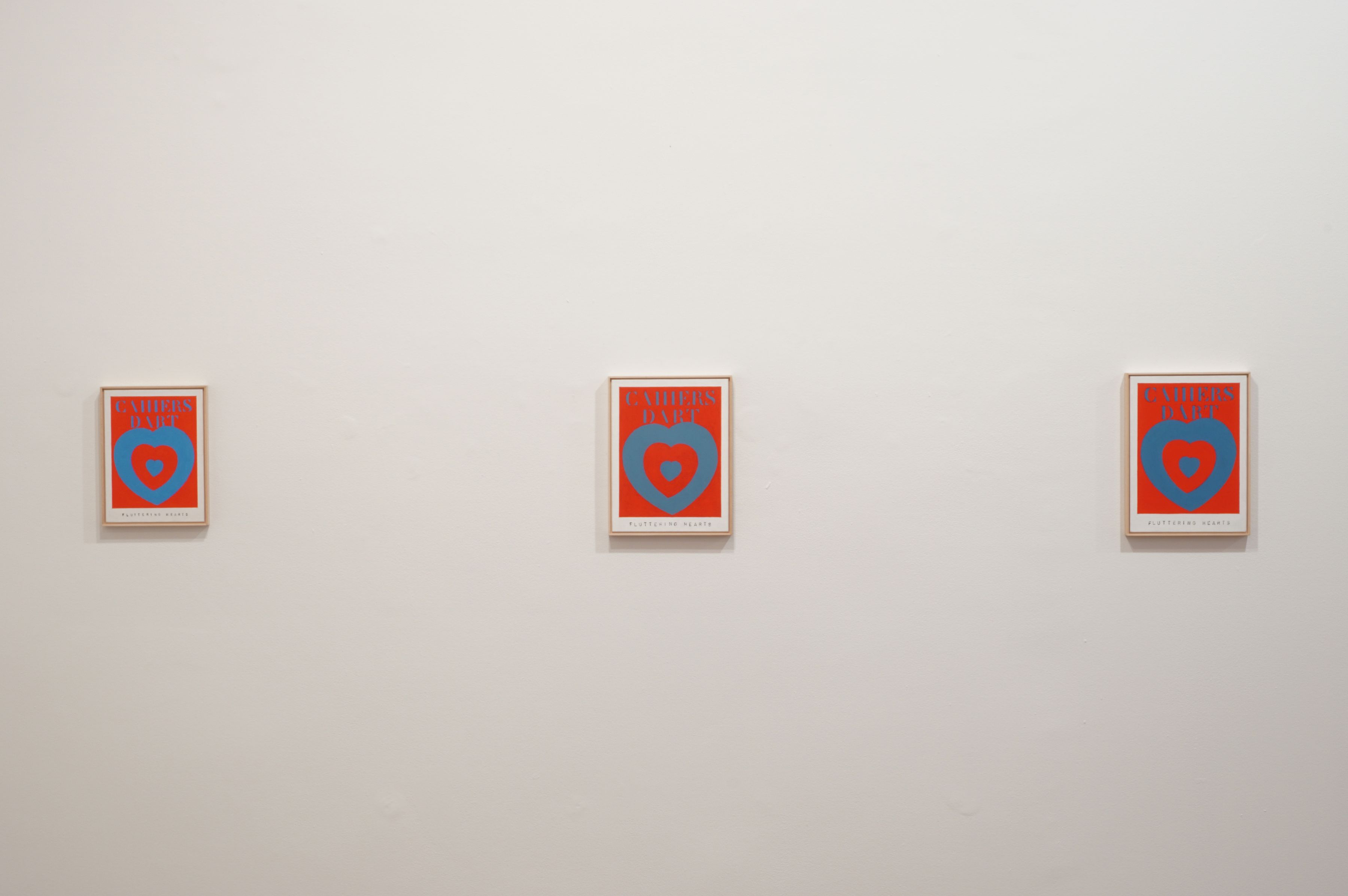 Installation view, Richard Pettibone: Recent Works, 18 EAST 77